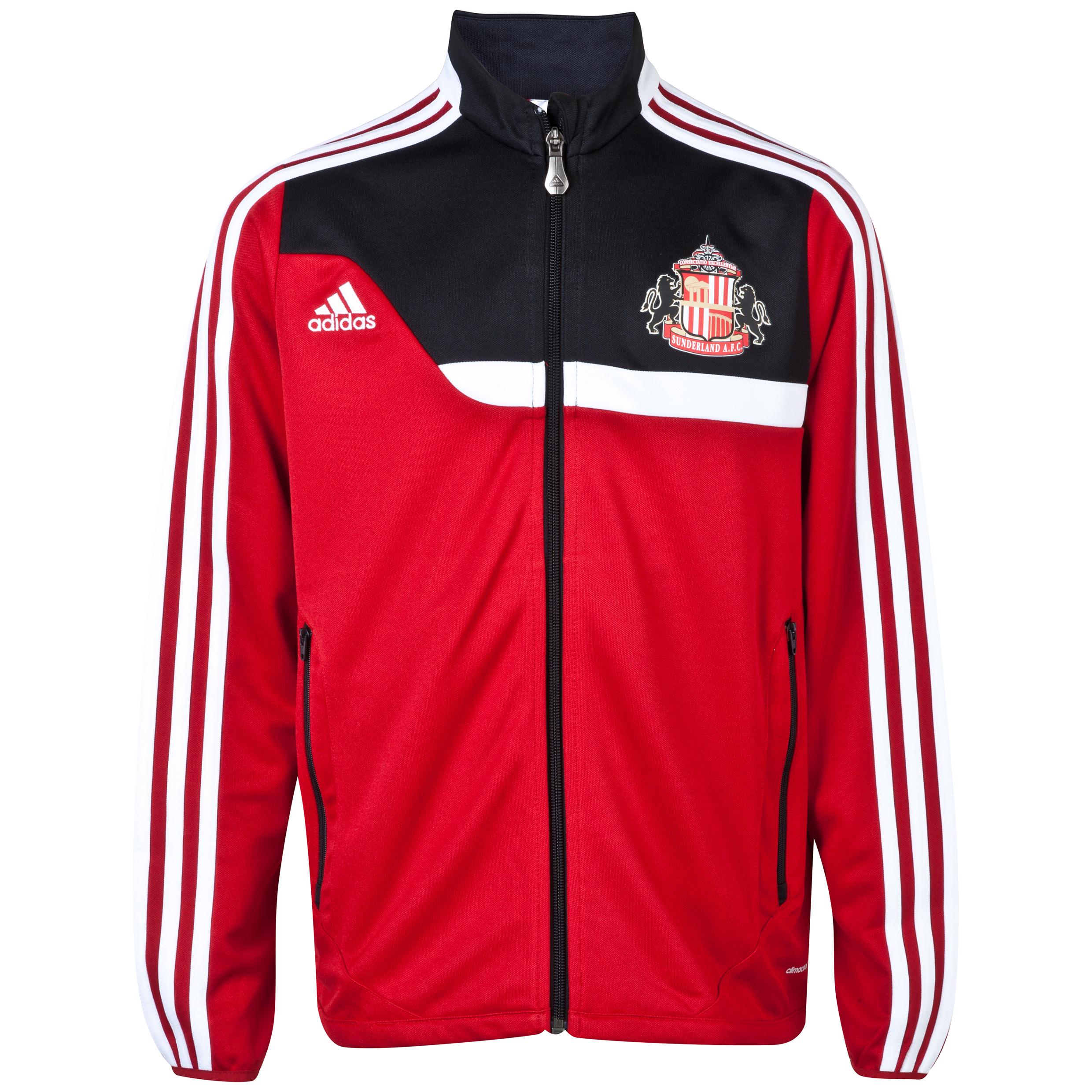 Sunderland Tiro Training Jacket - Junior Red