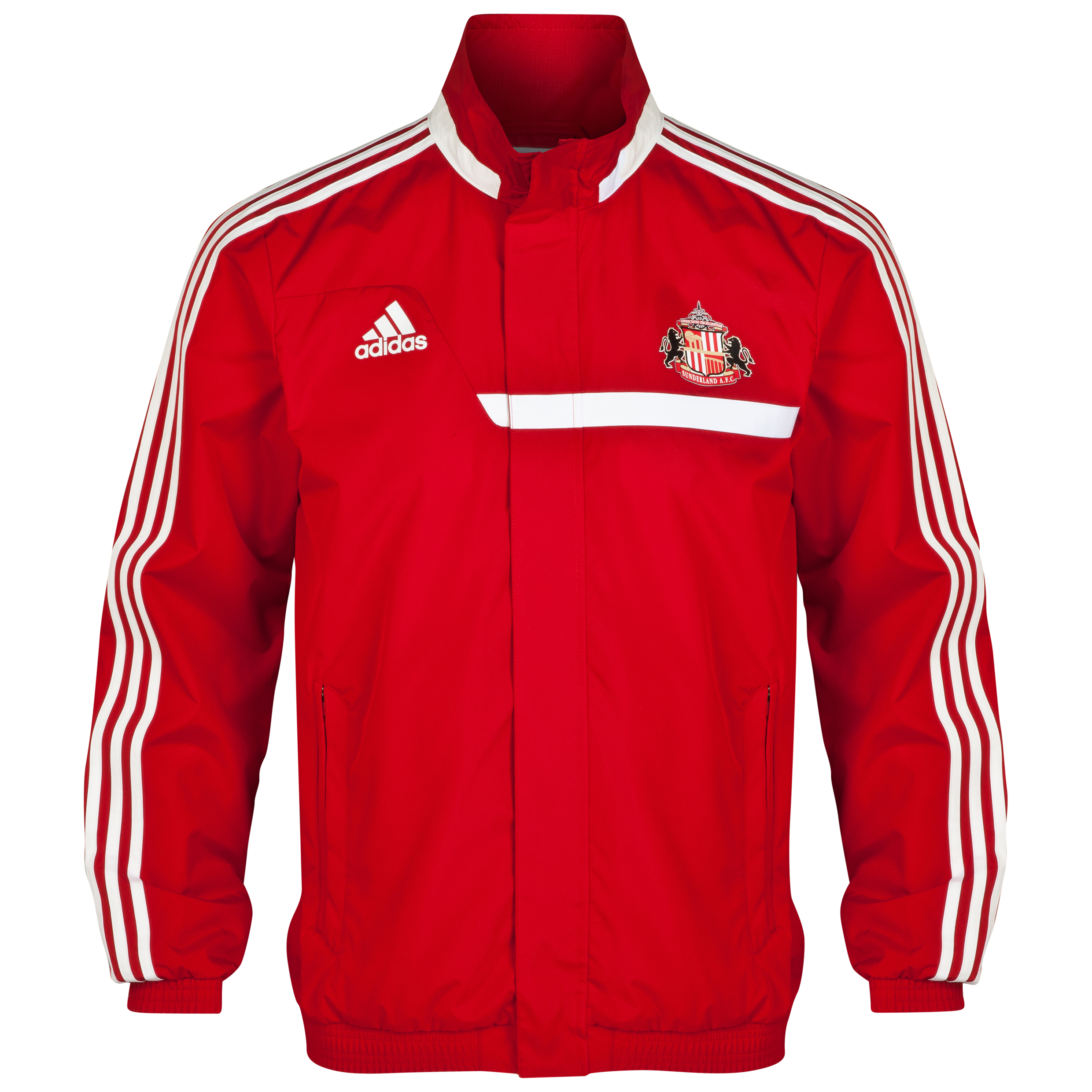 Sunderland Tiro Training All Weather Jacket Red