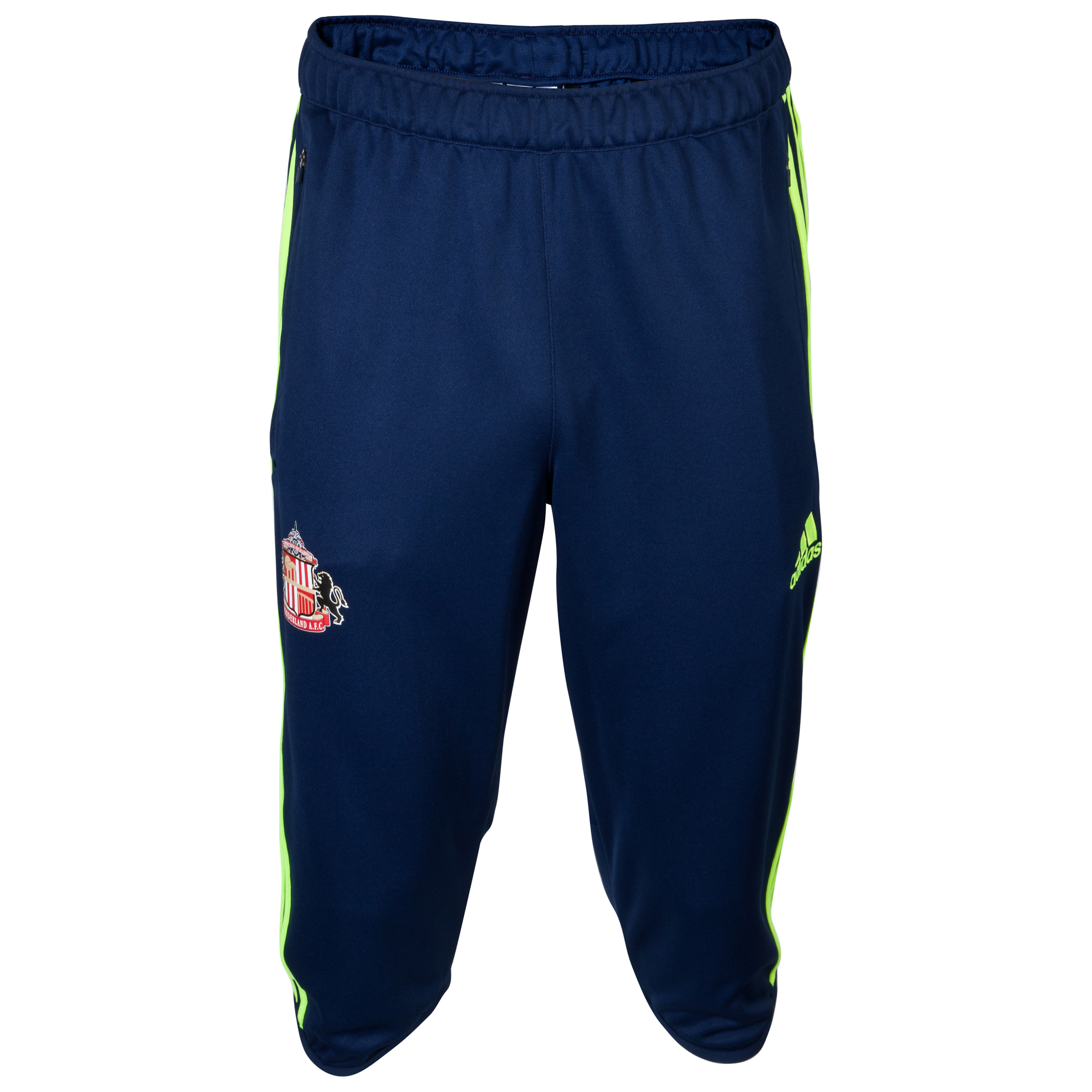 Sunderland Tiro Training 3/4 Pant Navy