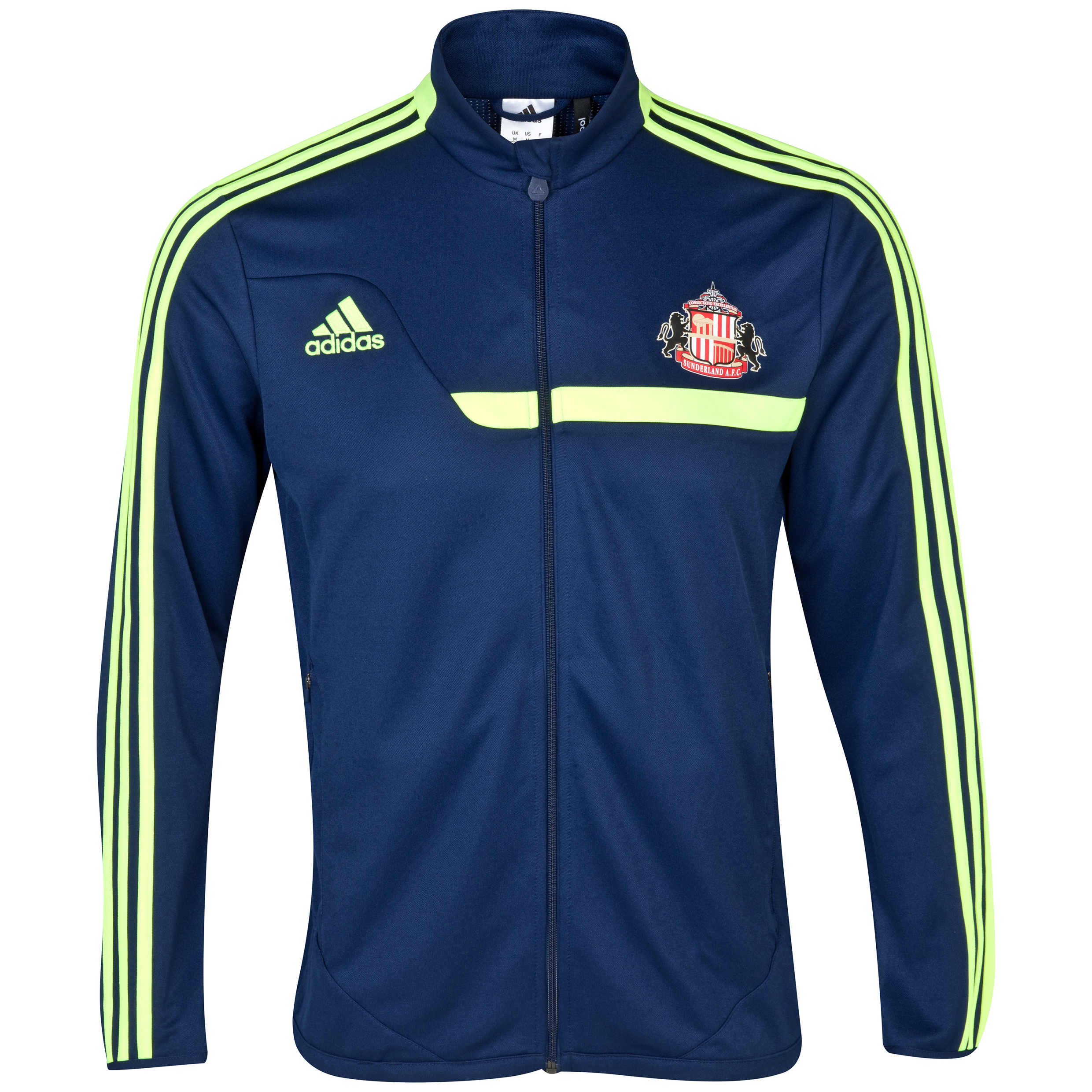 Sunderland Tiro Training Jacket - Junior Navy