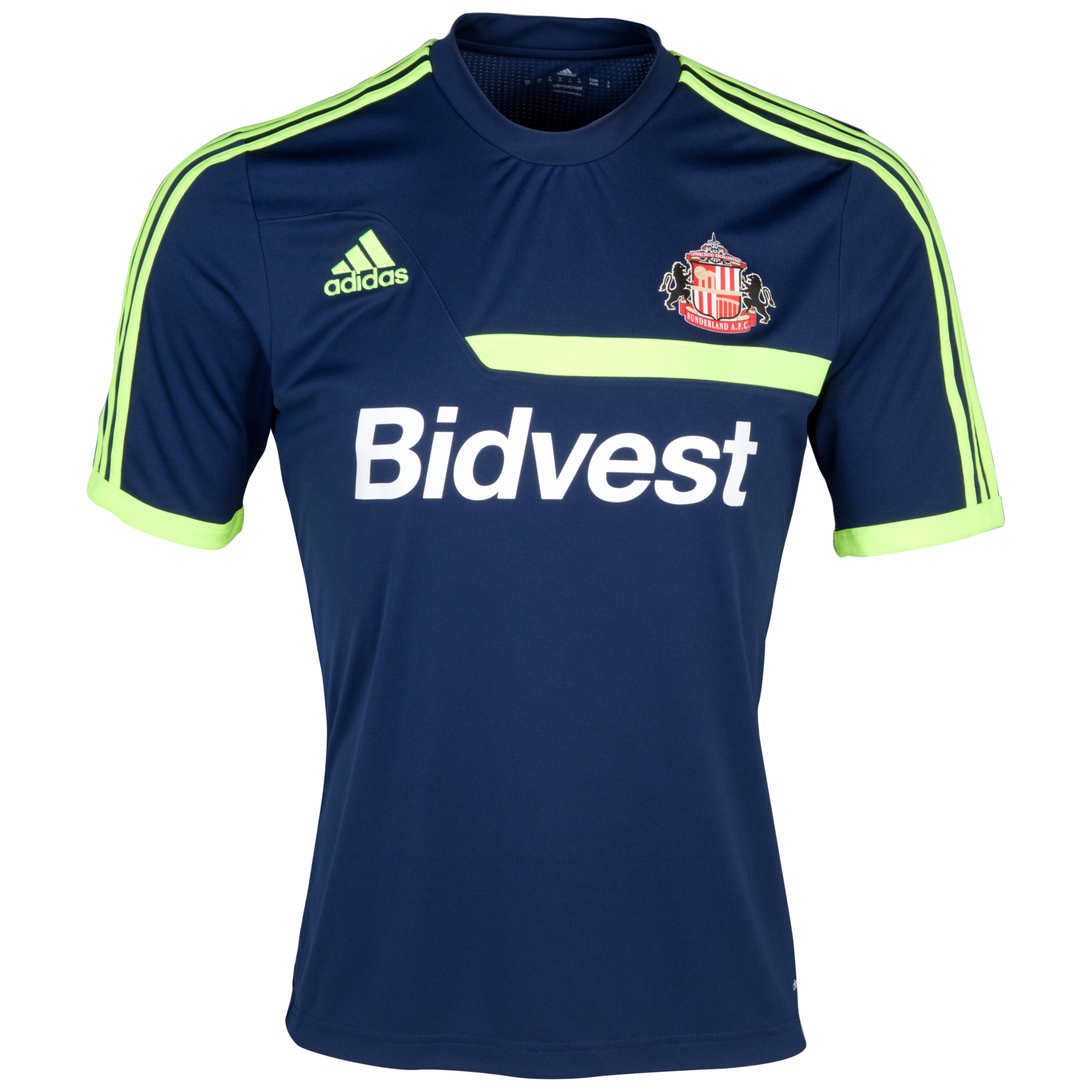 Sunderland Tiro Training Jersey - Junior Navy