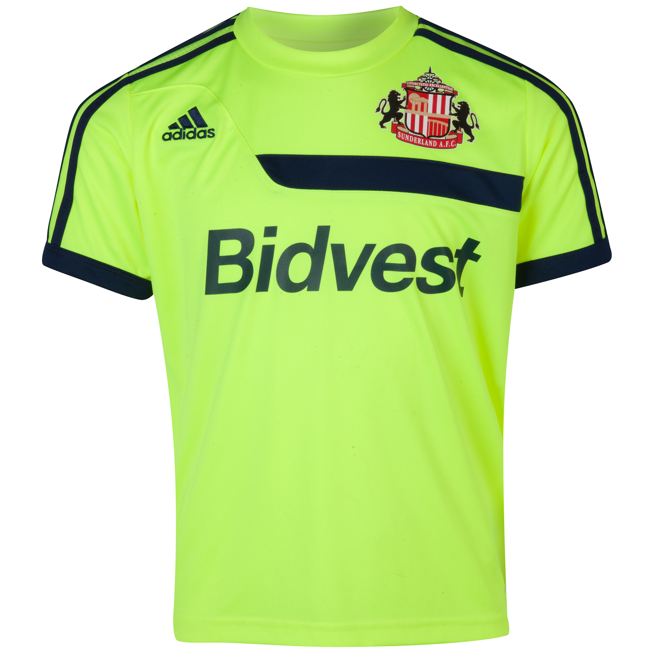 Sunderland Tiro Training Jersey - Junior Blue