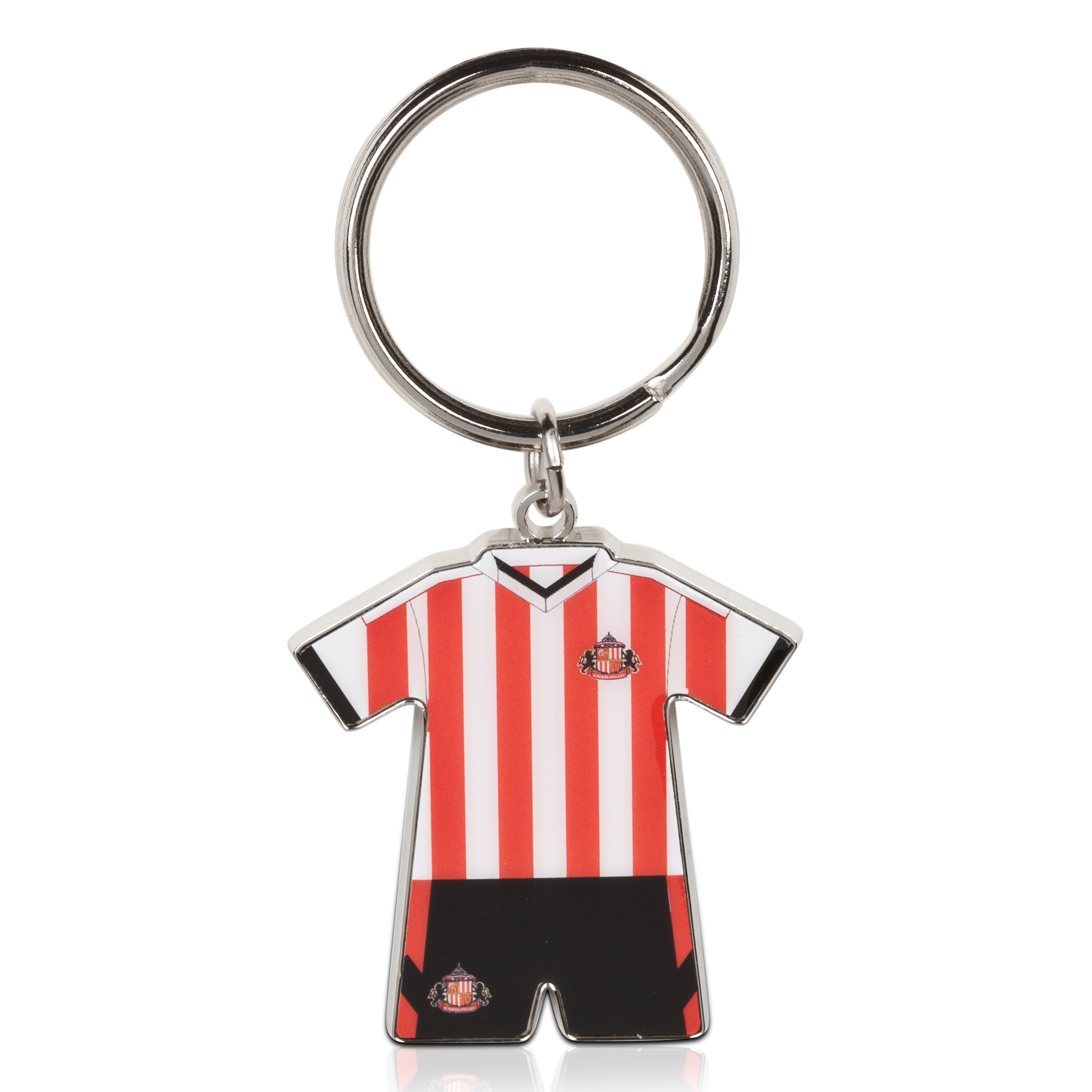 Sunderland Home Kit Keyring 13/14