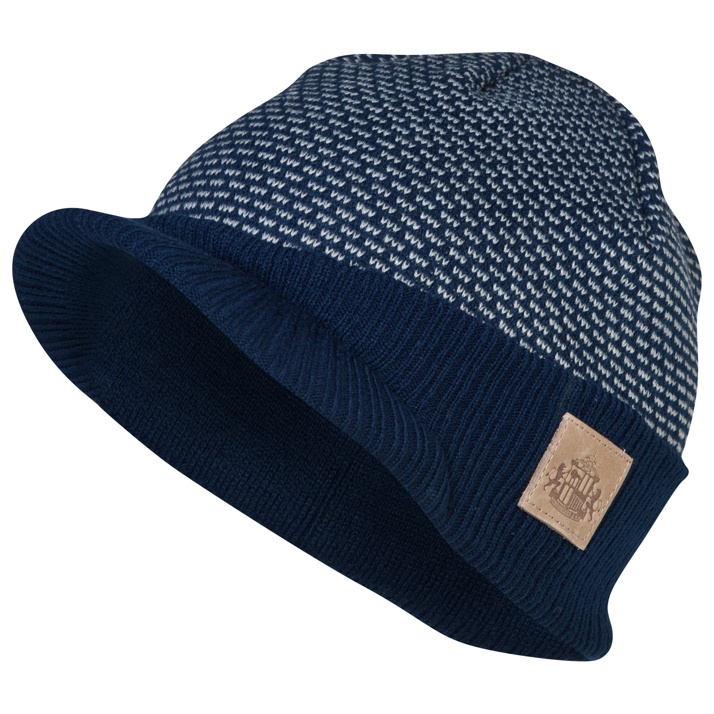 Sunderland Perforate Hat Navy