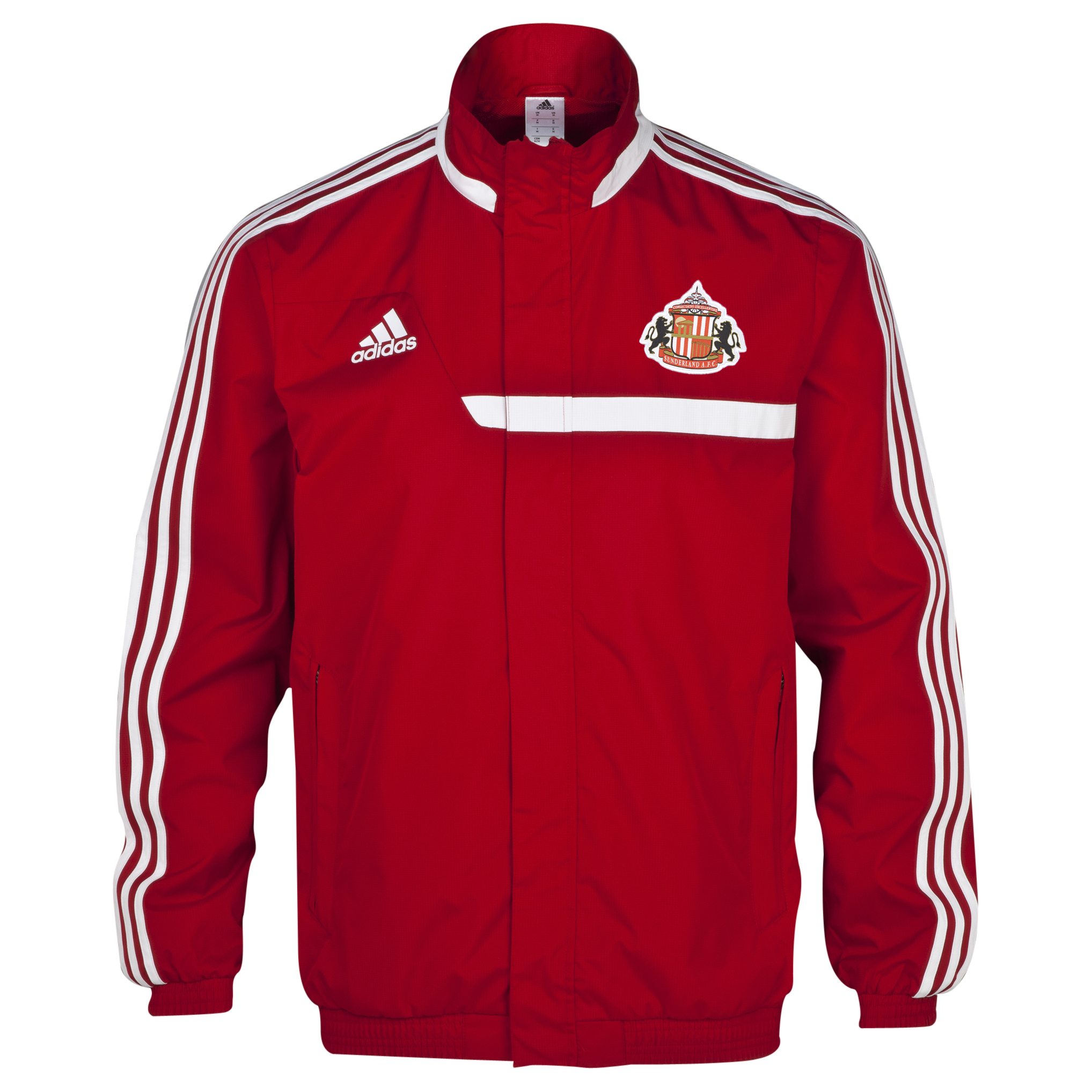 Sunderland Tiro Training Rain Jacket - Junior Red