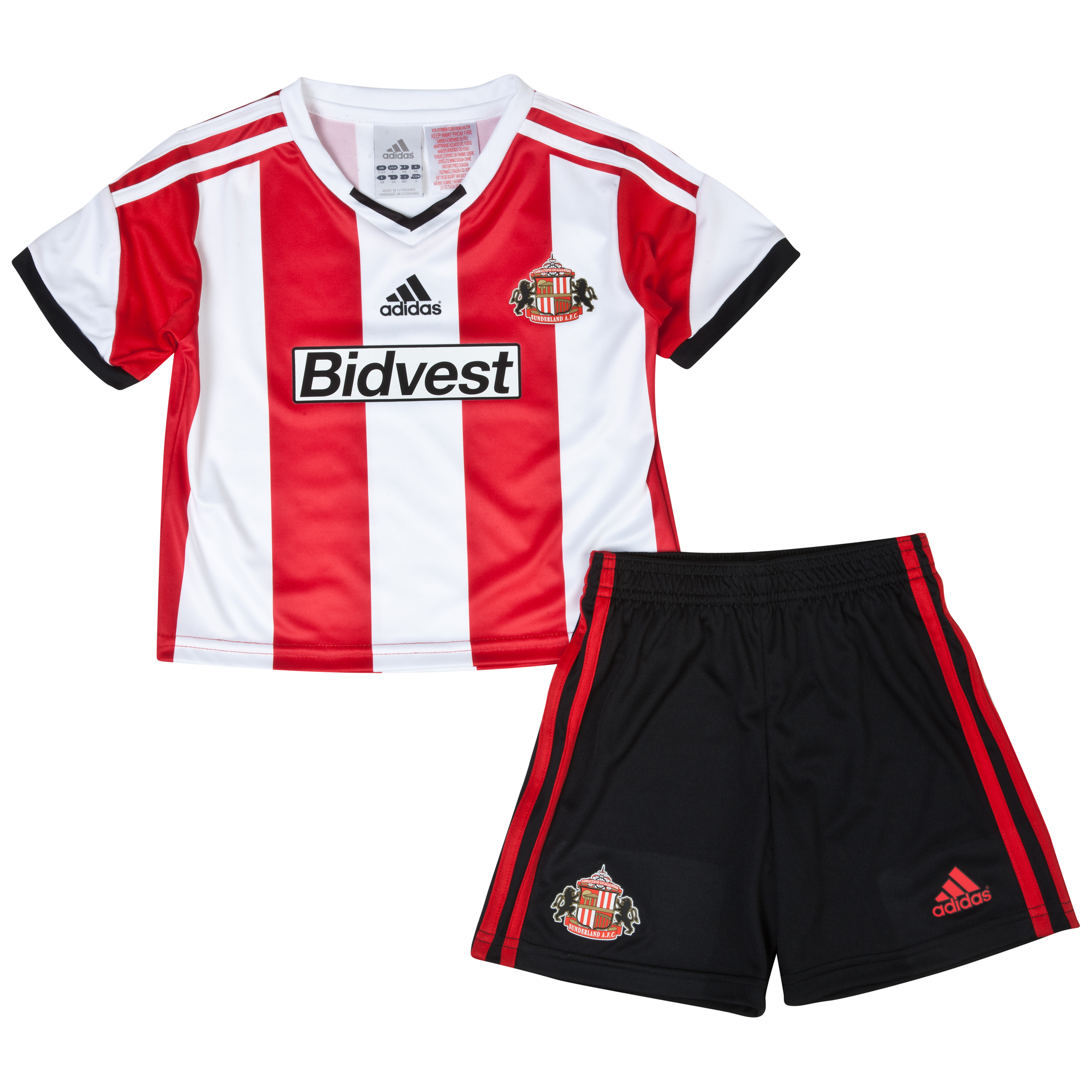 Sunderland Home Minikit 2013/14 - Infants