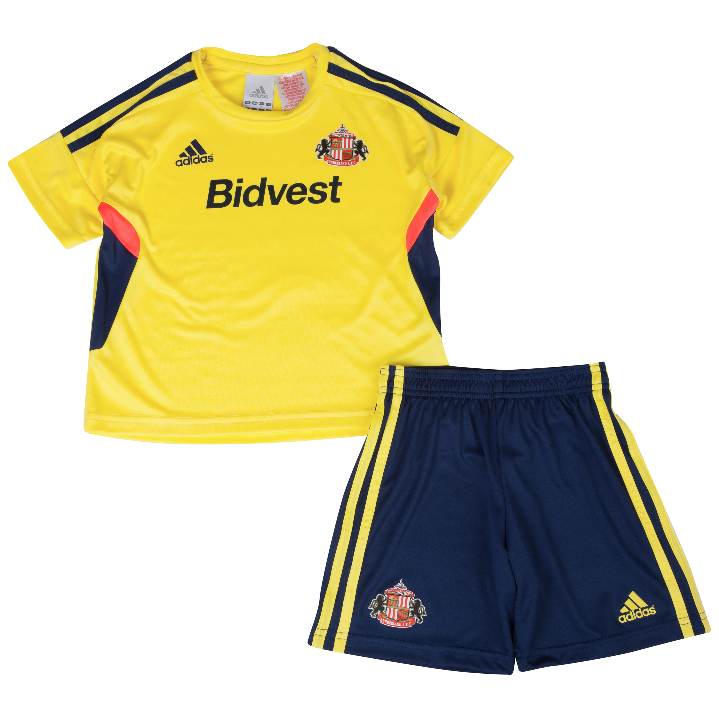 Sunderland Away Minikit 2013/14 - Infants