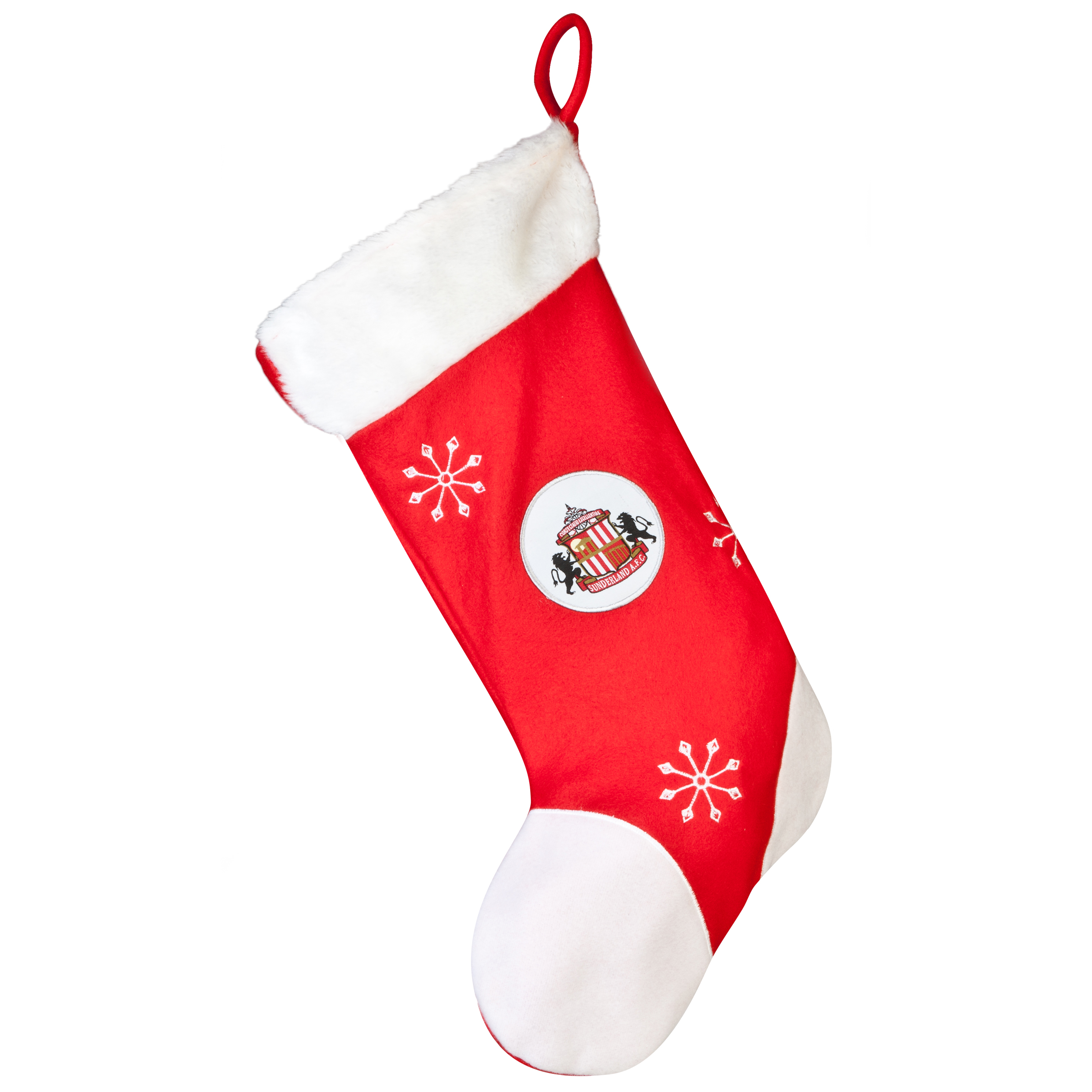 Sunderland Santa Stocking