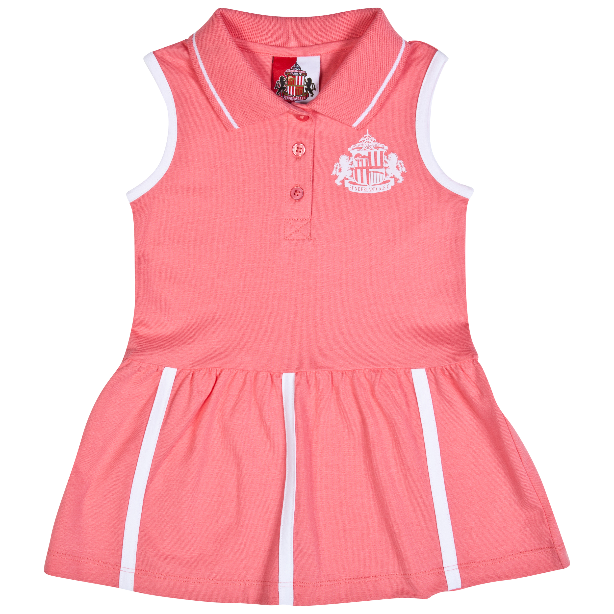 Sunderland Eta Tennis Dress-Baby Pink