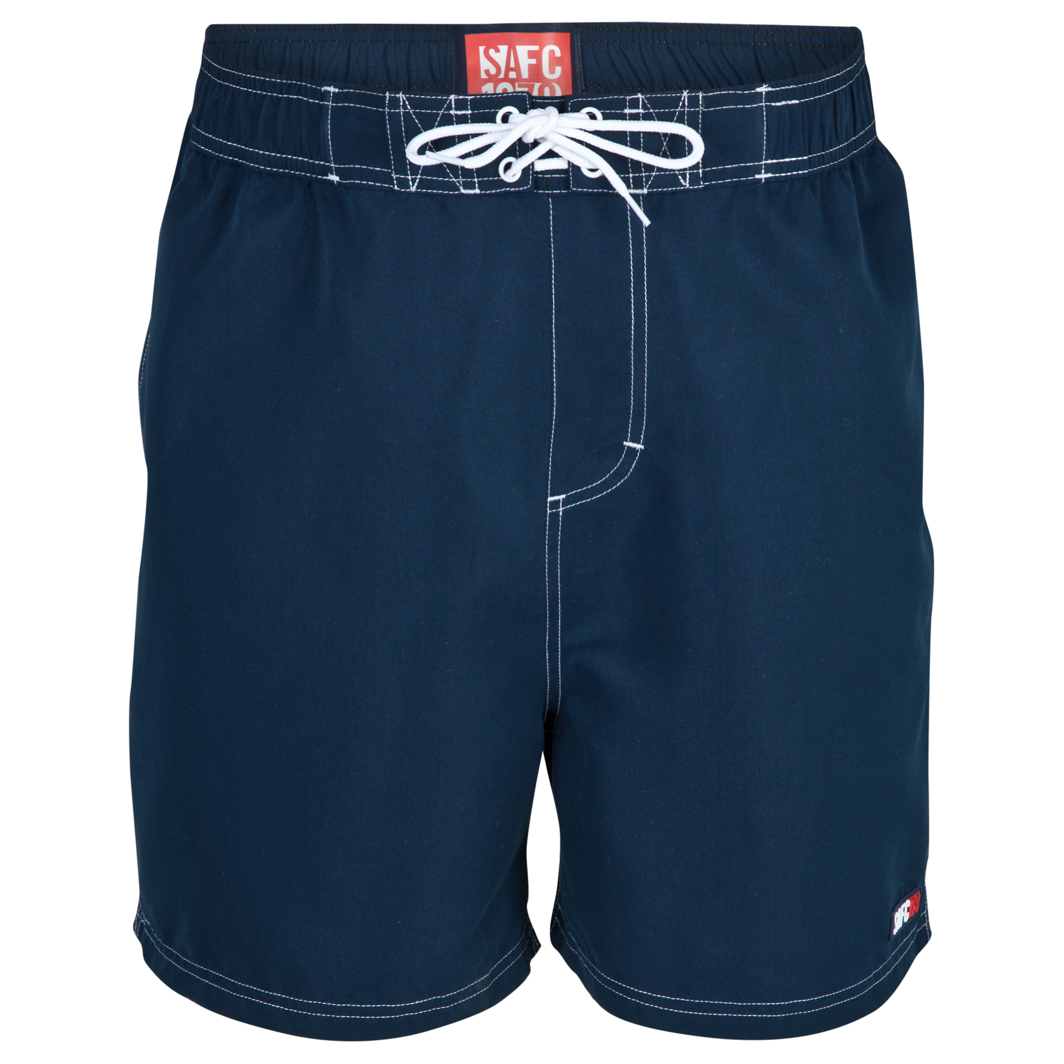 Sunderland Deck Shorts-Mens Lt Blue