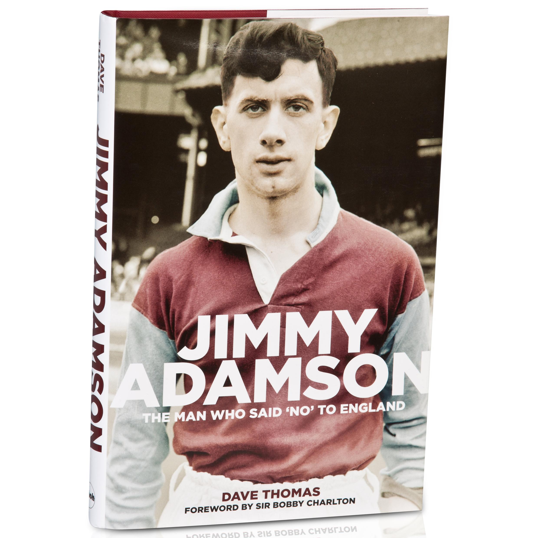 Sunderland Jimmy Adamson Autobiogrphy
