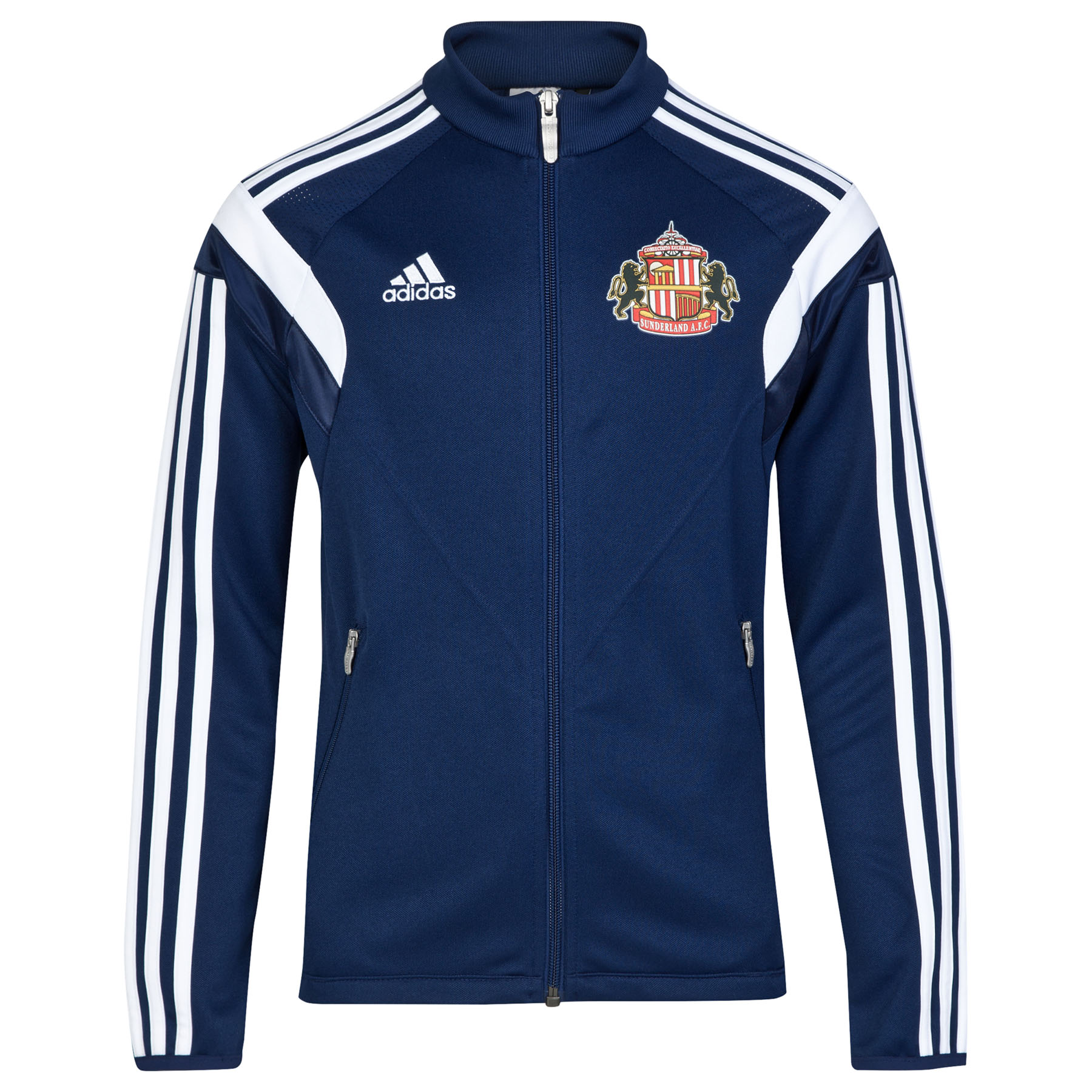 Sunderland Condivo 14 Training Jacket - Junior Navy