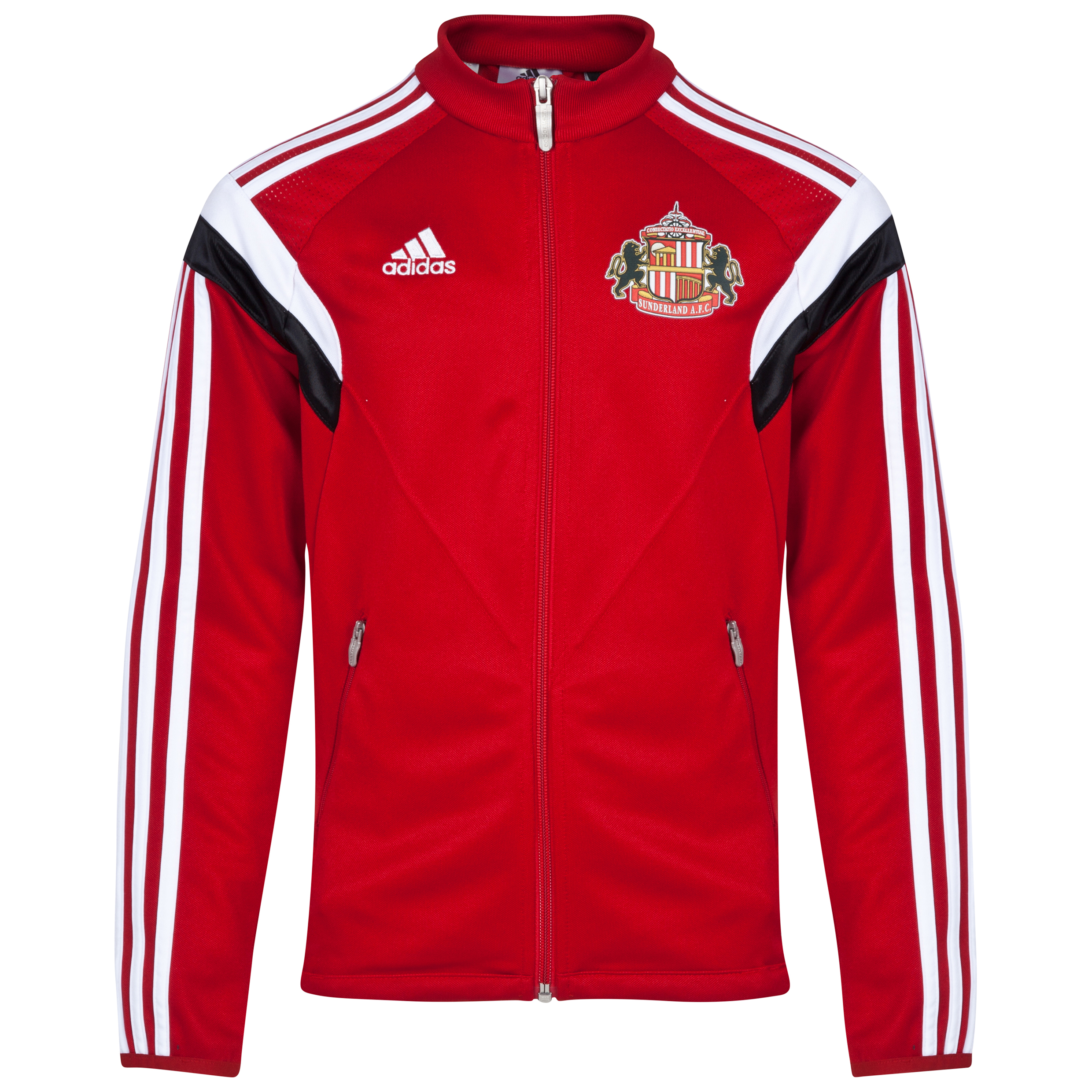 Sunderland Condivo 14 Training Jacket - Junior Red