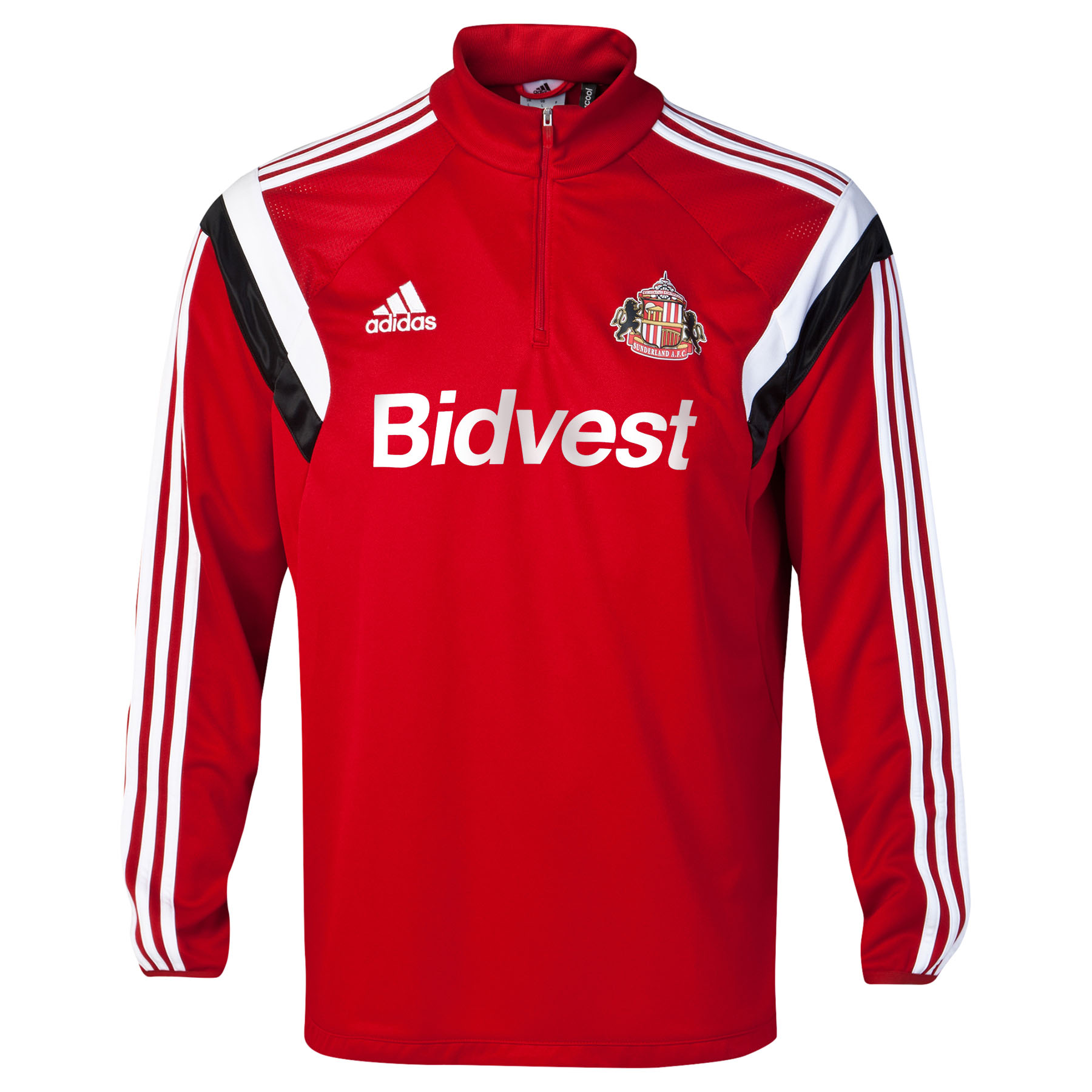 Sunderland Condivo 14 Training Top Red