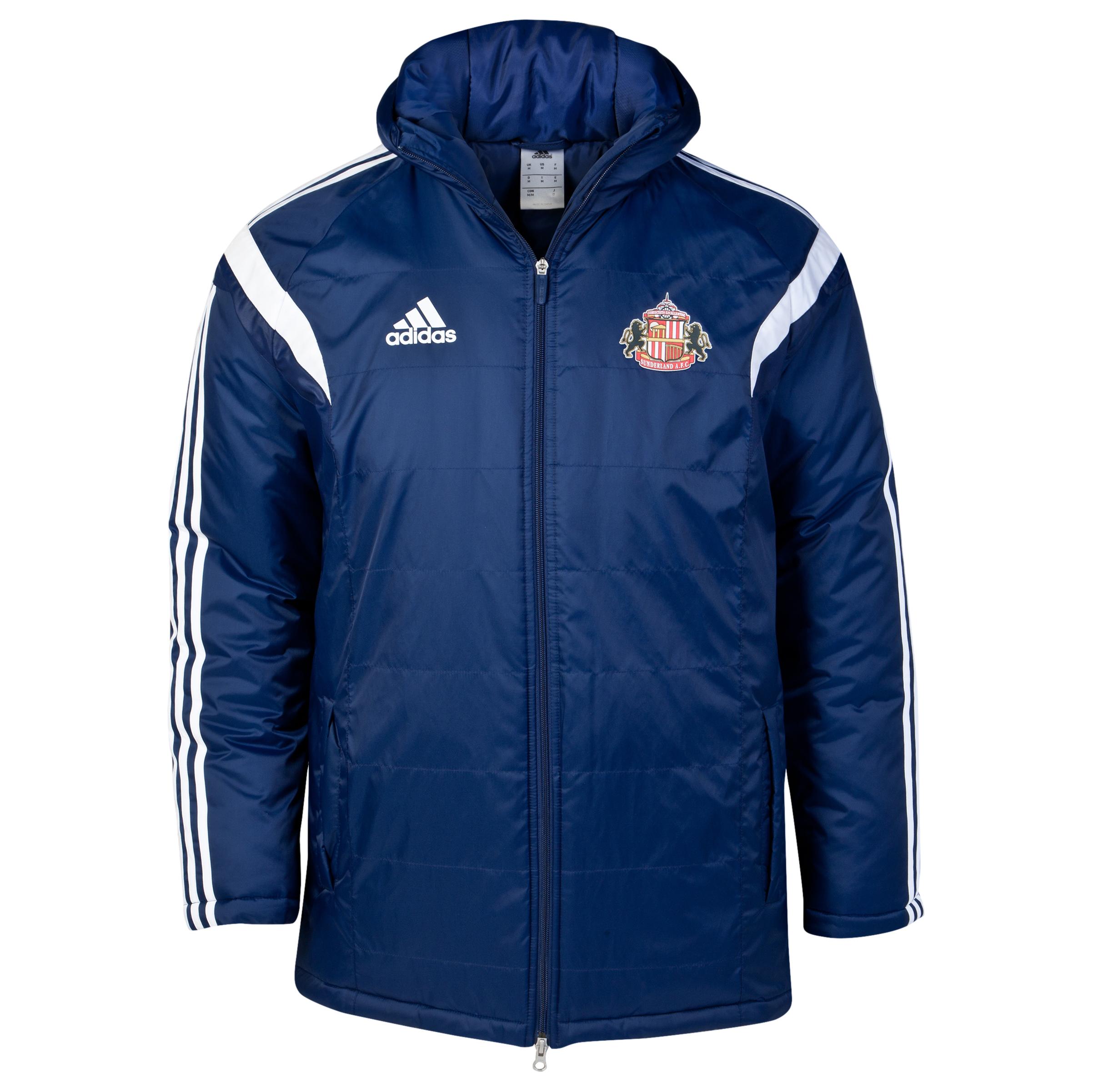 Sunderland Condivo 14 Stadium Jacket Navy