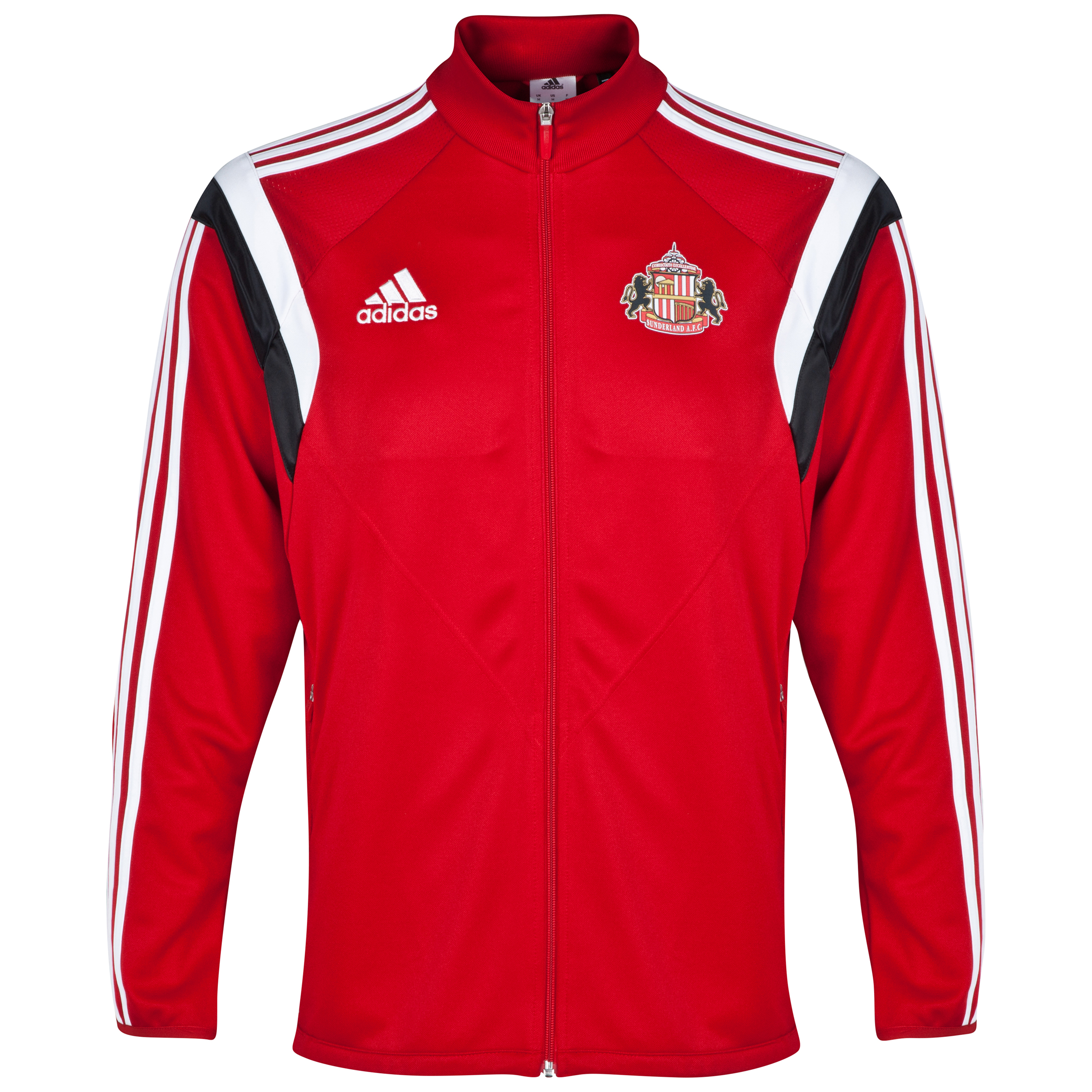 Sunderland Condivo 14 Training Jacket Red