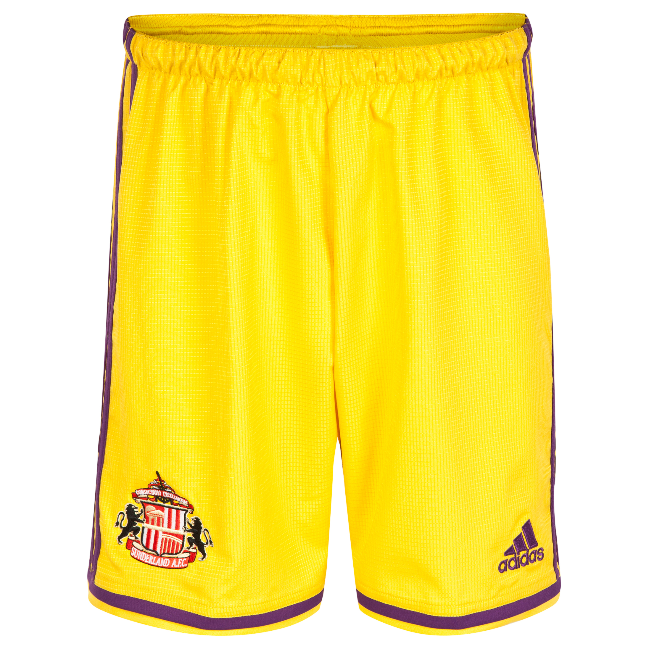 Sunderland Home GK Short 2014/15 Yellow
