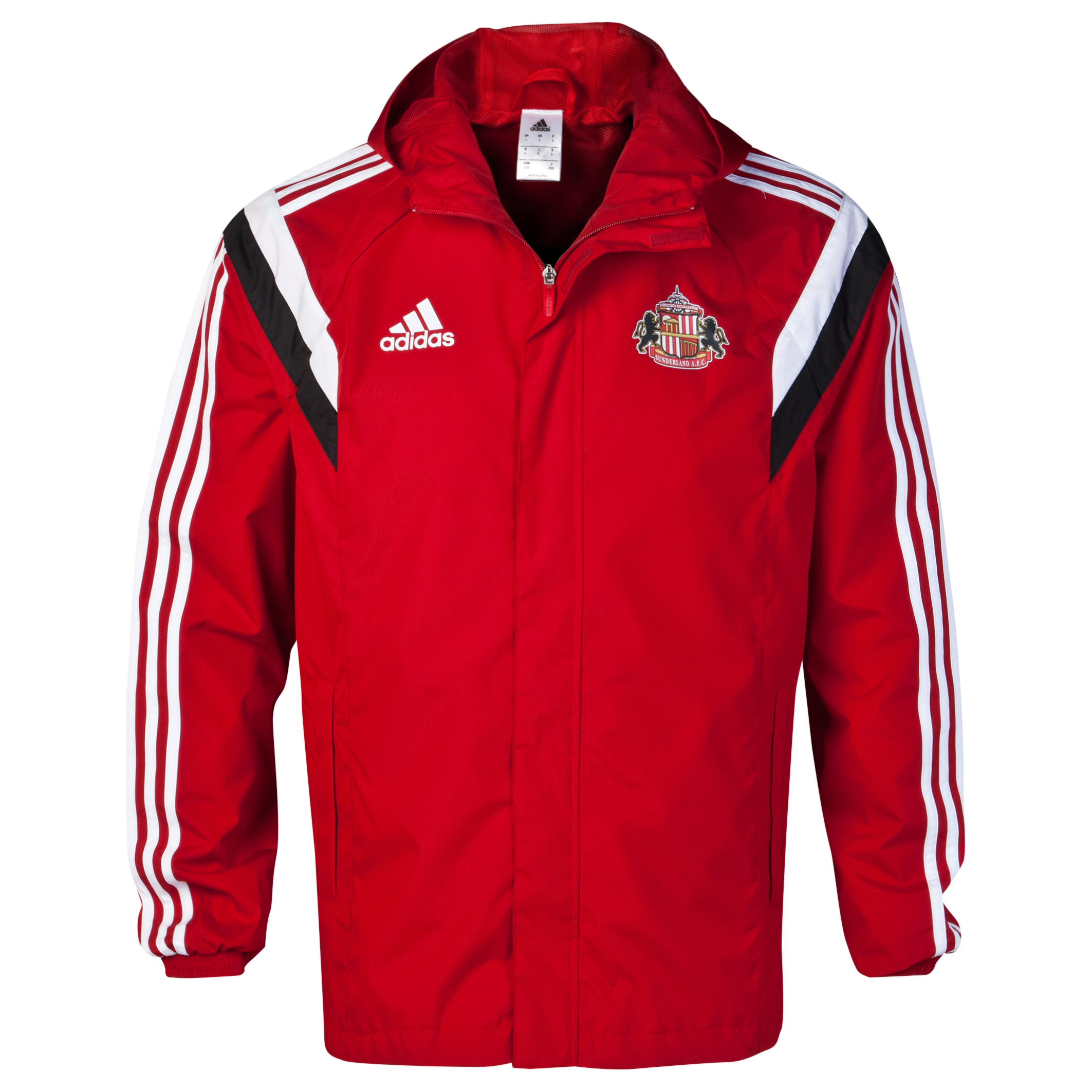 Sunderland All Weather Jacket Red