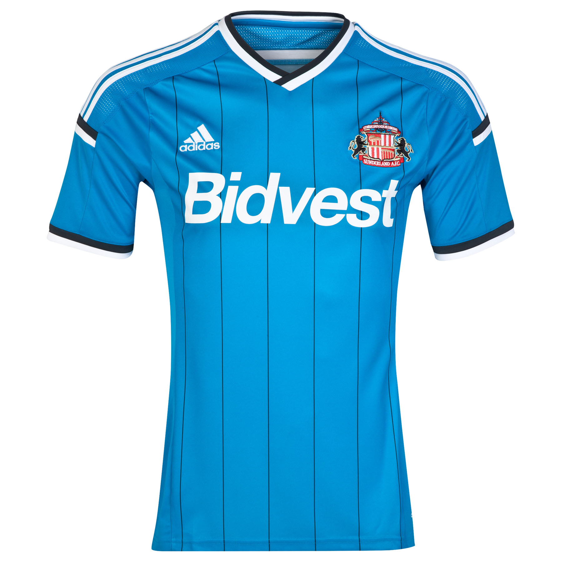 Sunderland Away Shirt 2014/15 Lt Blue