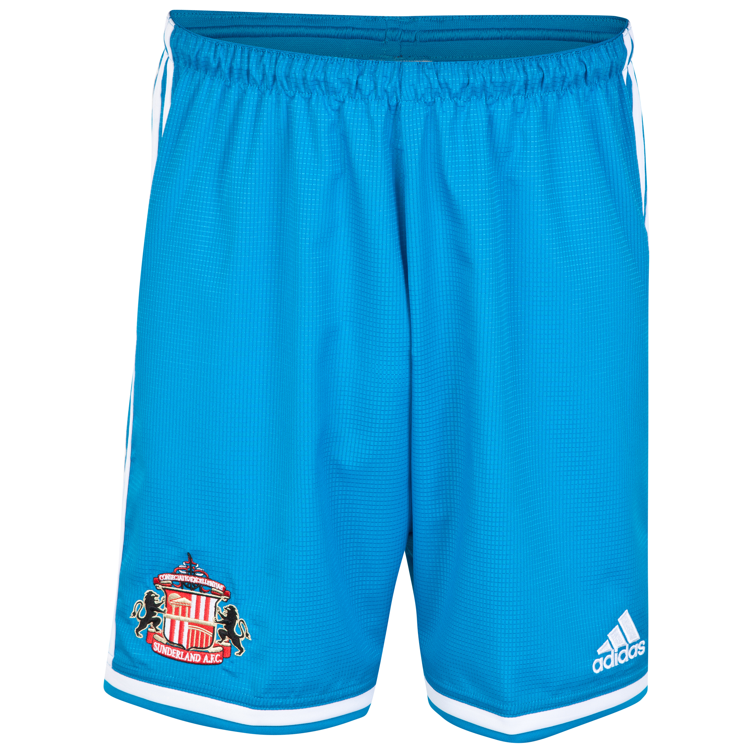 Sunderland Away Short 2014/15 Lt Blue
