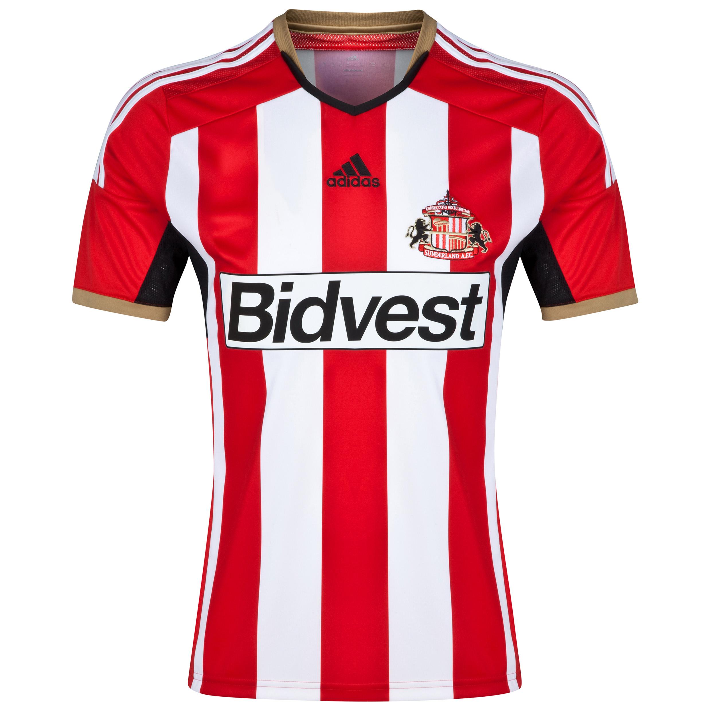 Sunderland Home Shirt 2014/15 Red
