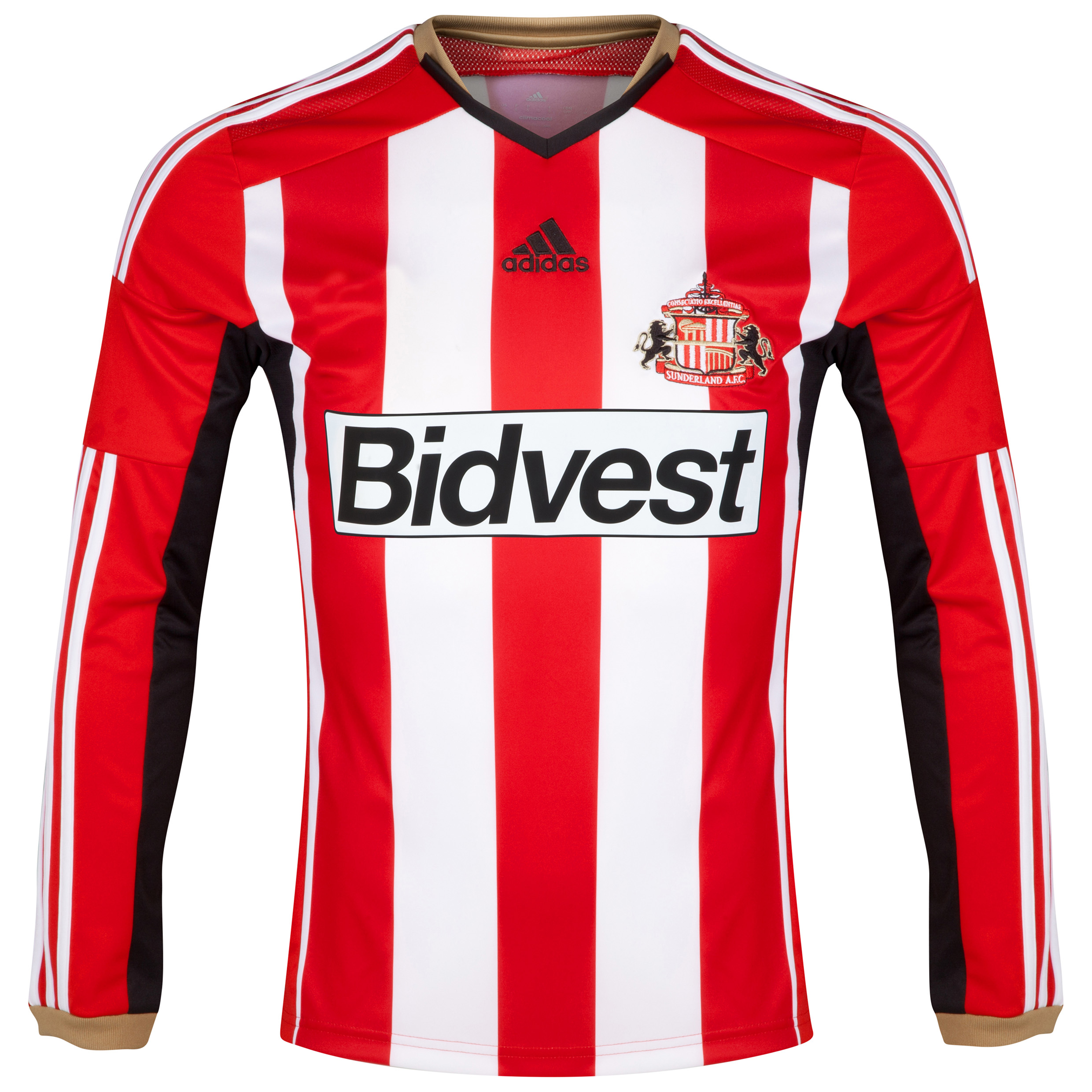 Sunderland Home Shirt 2014/15 - Long Sleeved Red