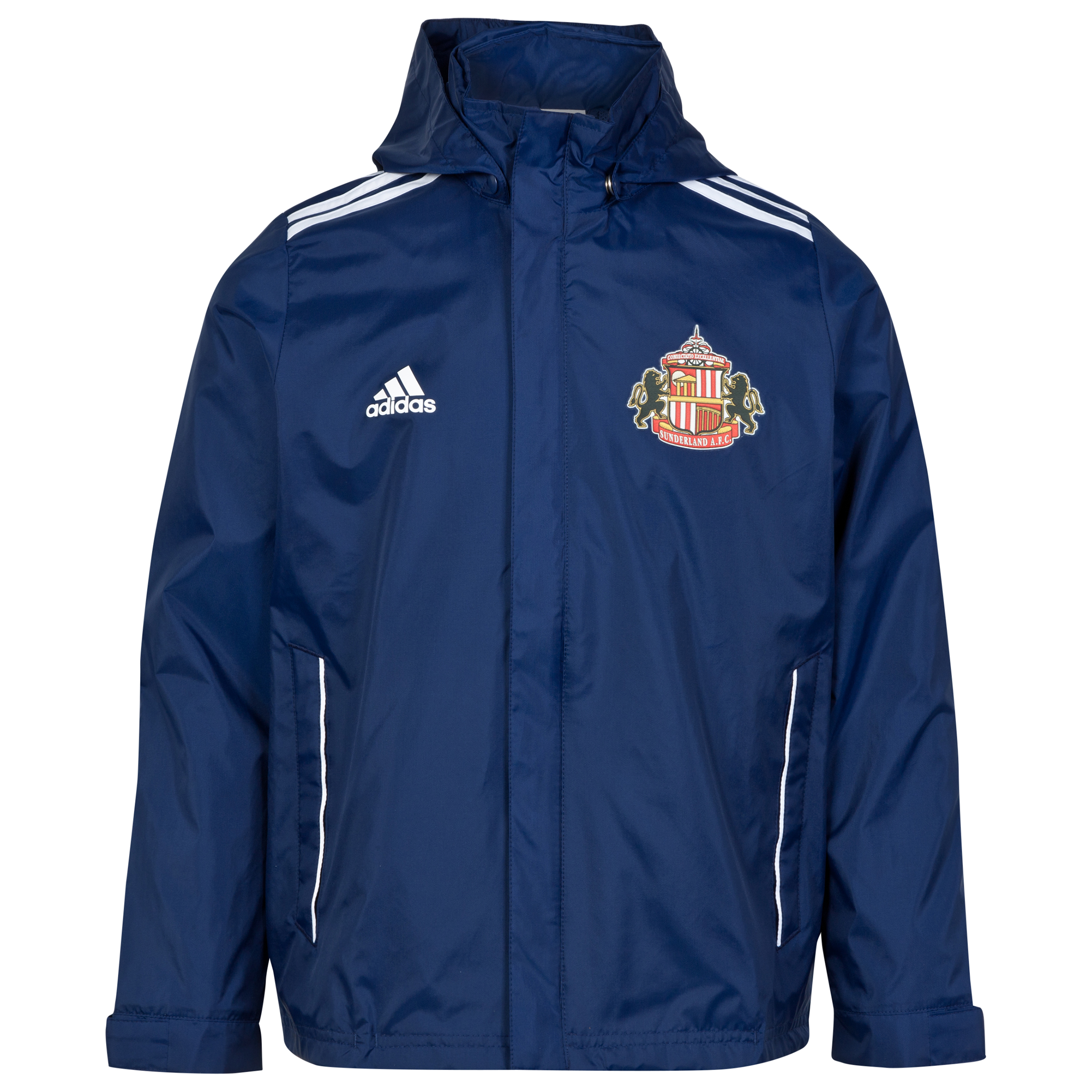 Sunderland Core 11 Rain Jacket - Junior Navy