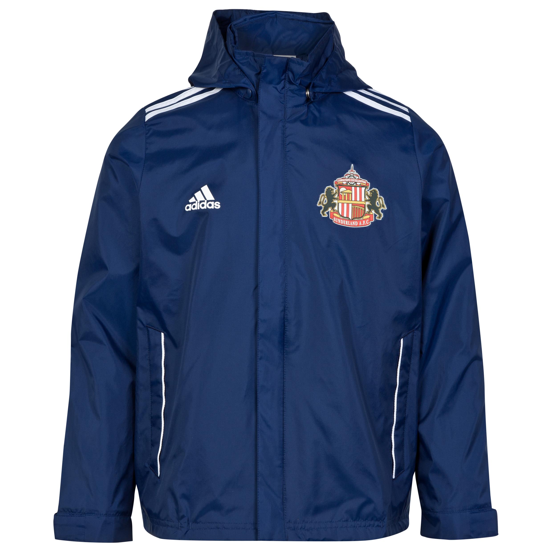 Sunderland Core 11 Rain Jacket - Junior Navy