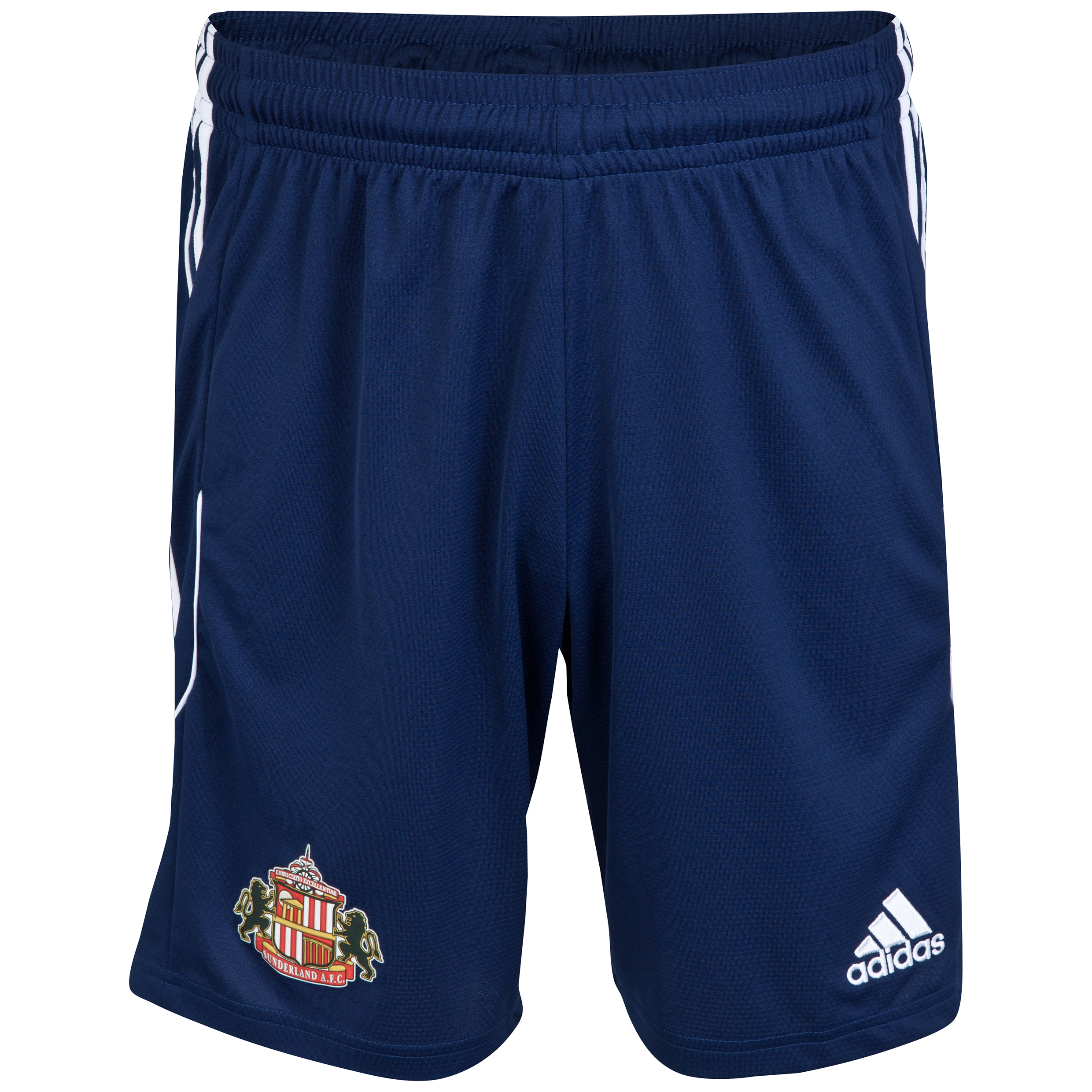 Sunderland Squadra 13 Short - Junior Navy