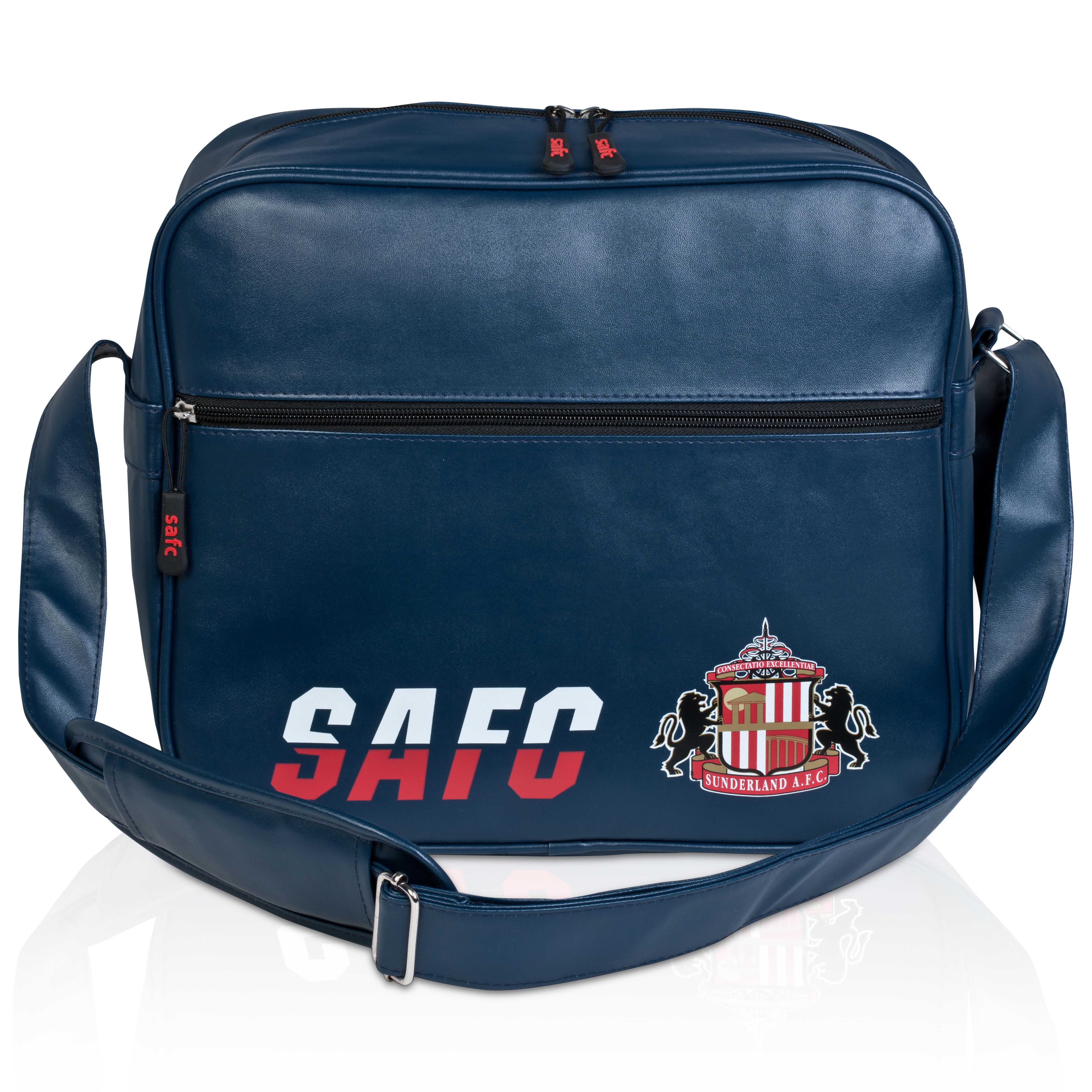 Sunderland Retro Messenger Bag