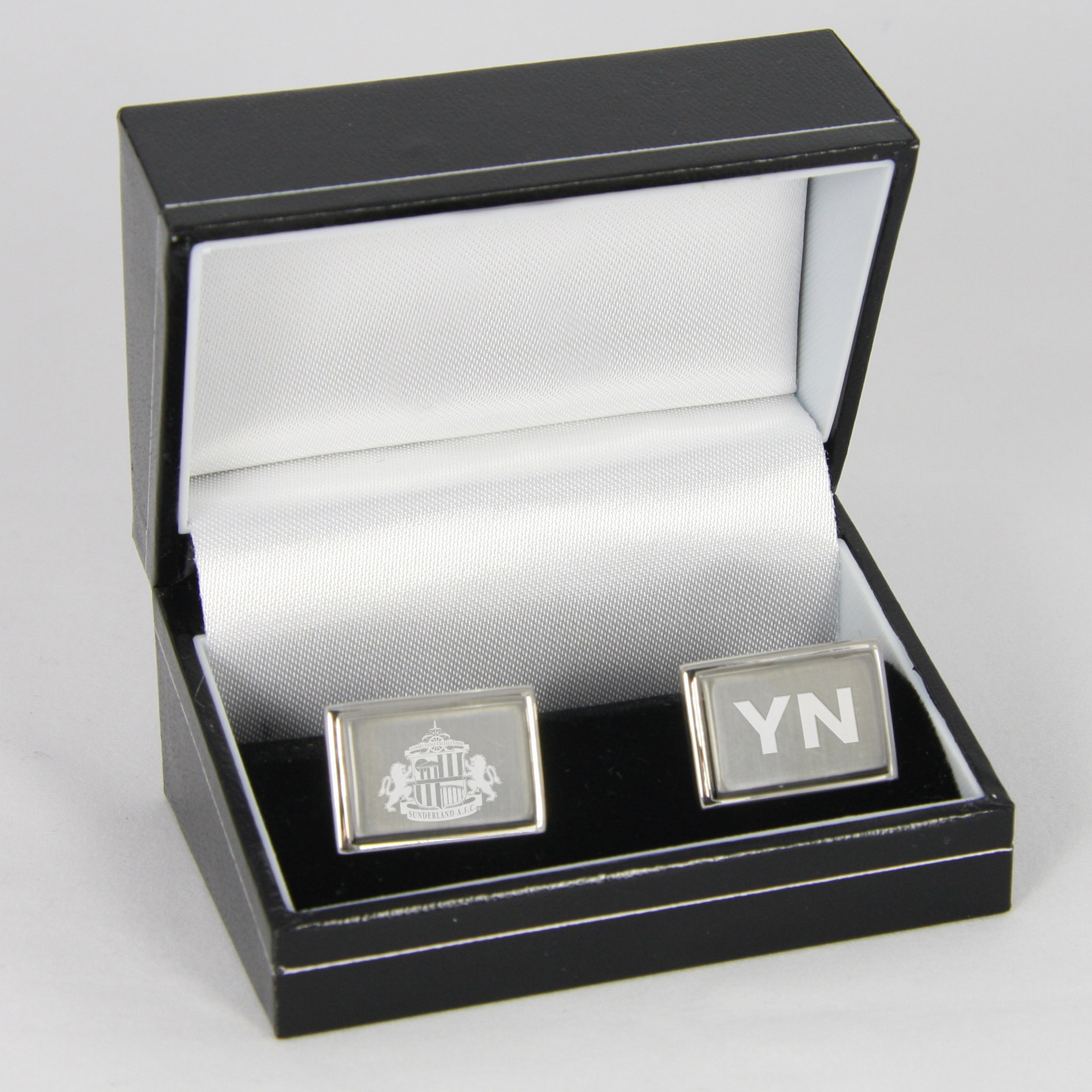 Sunderland Personalised Cufflinks