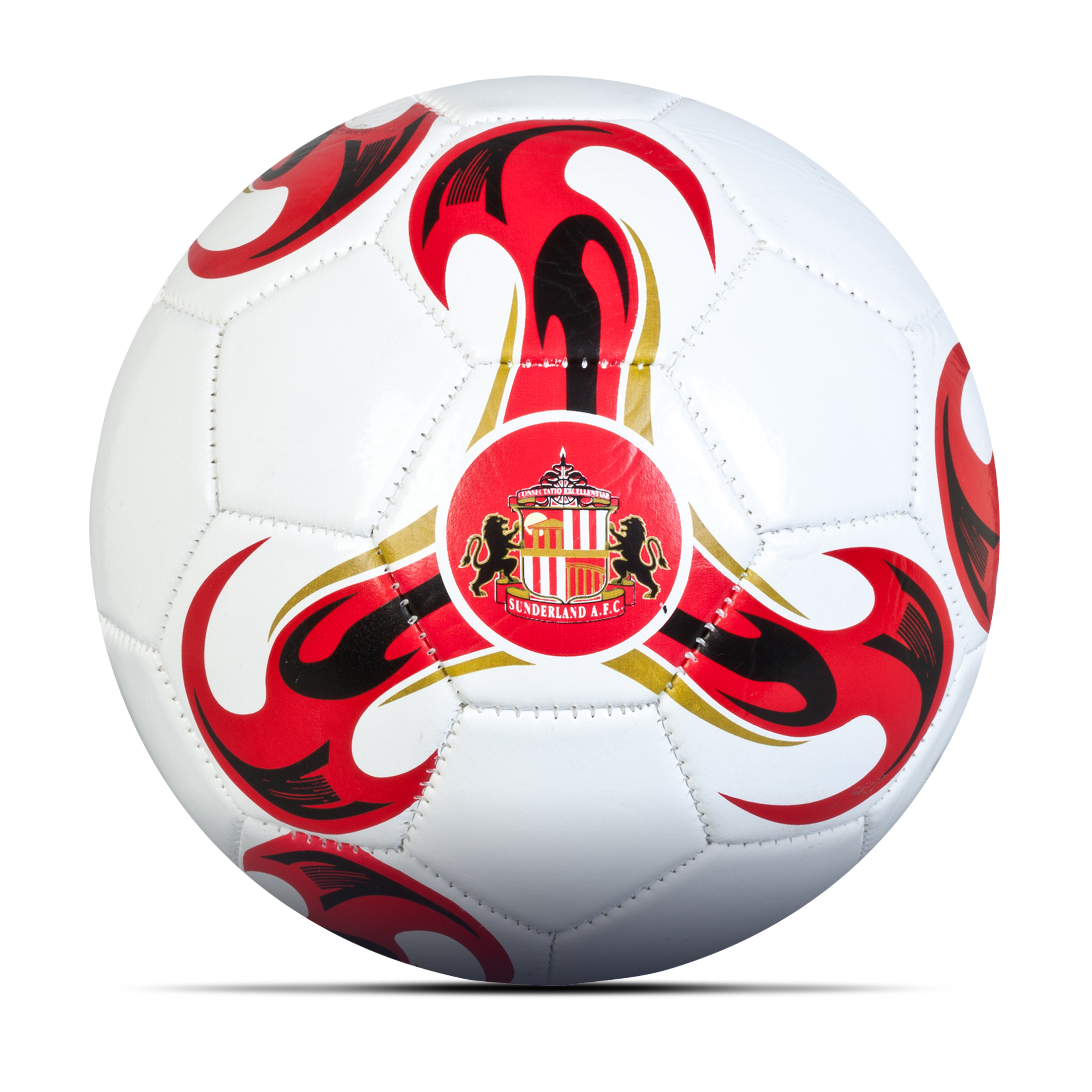 Sunderland Football - Size 2 - White / red