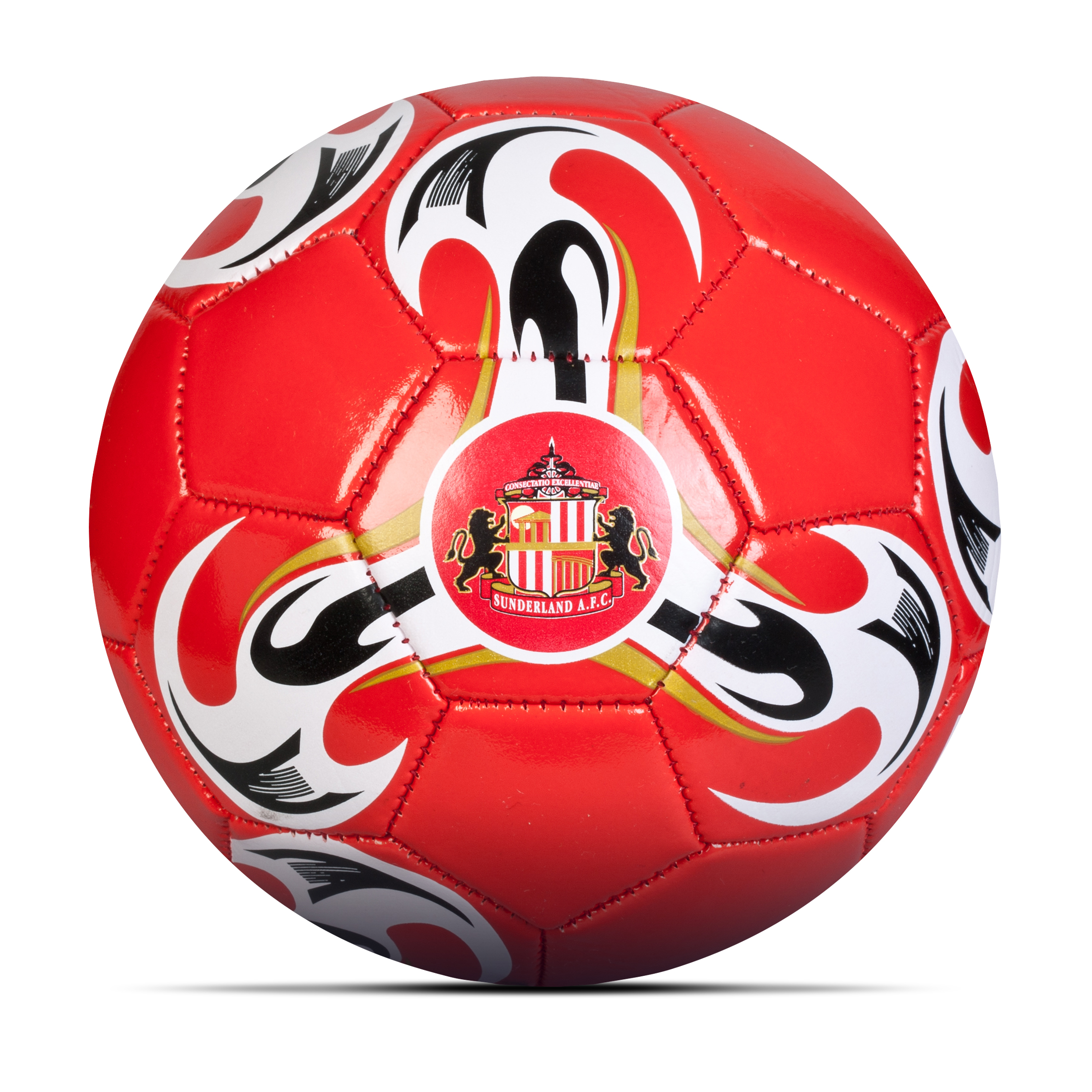 Sunderland Football - Size 2 - Red/White