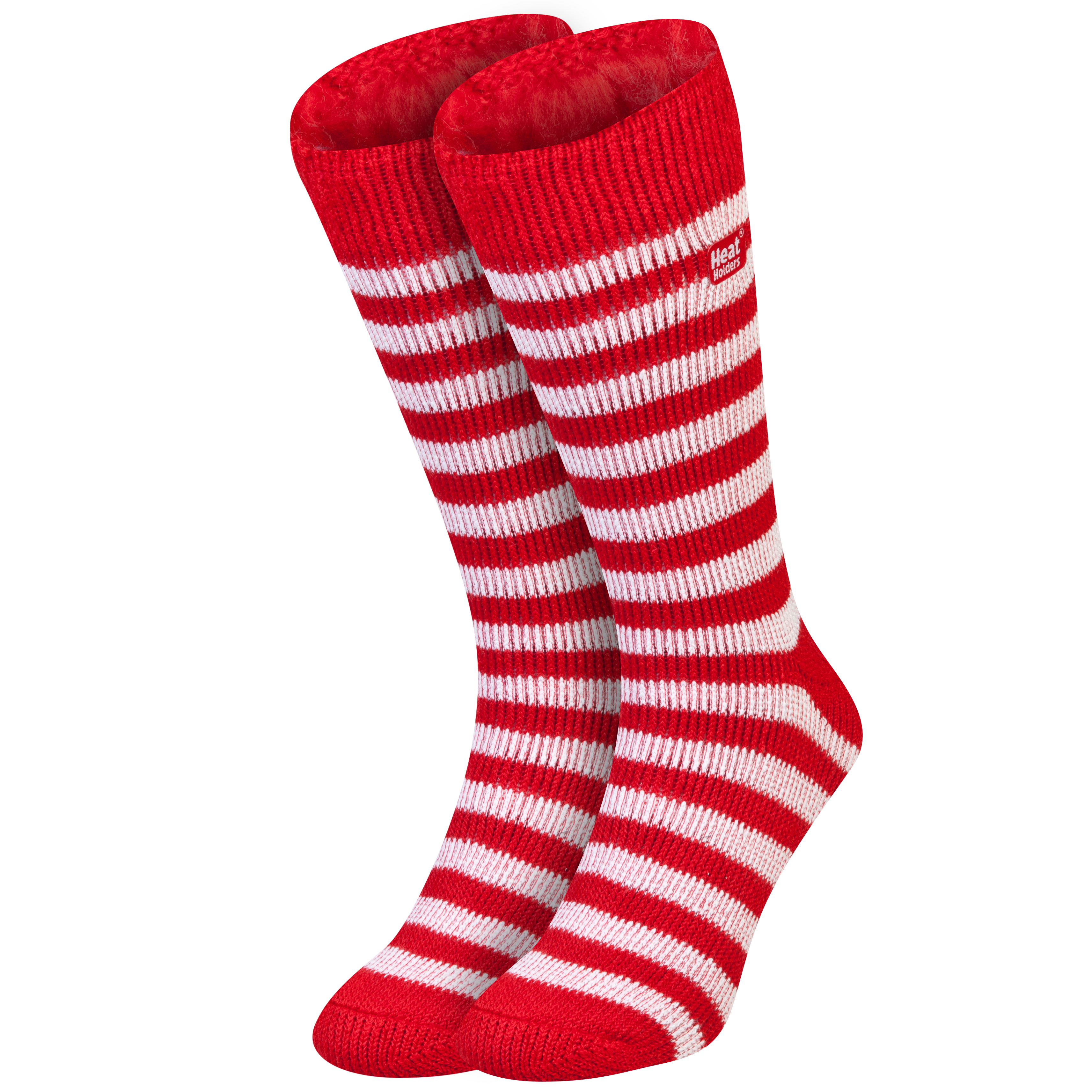 Sunderland Heat Holders Thermal Socks Red