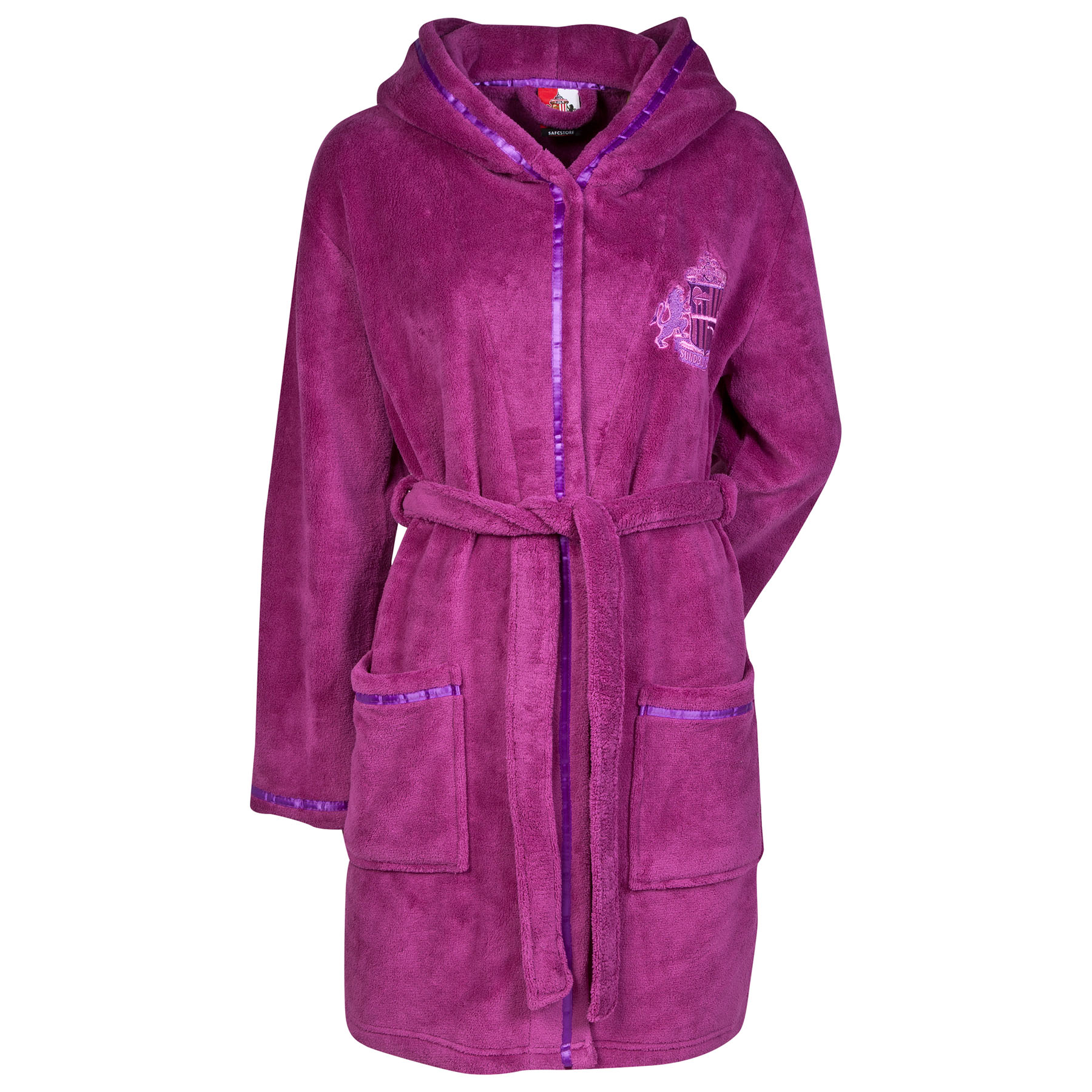 Sunderland Robe-Magenta/Purple - Womens