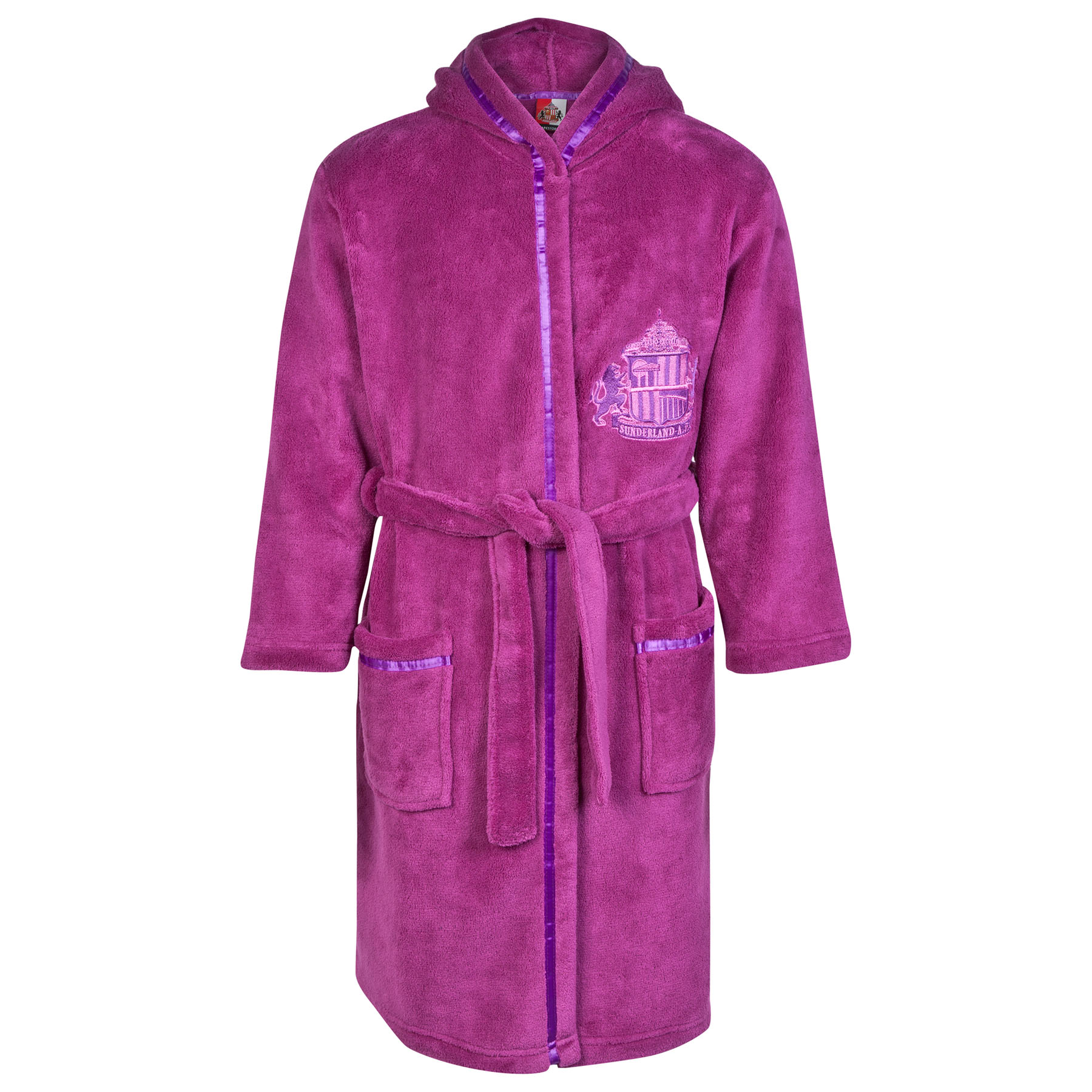 Sunderland Robe-Magenta/Purple - Girls