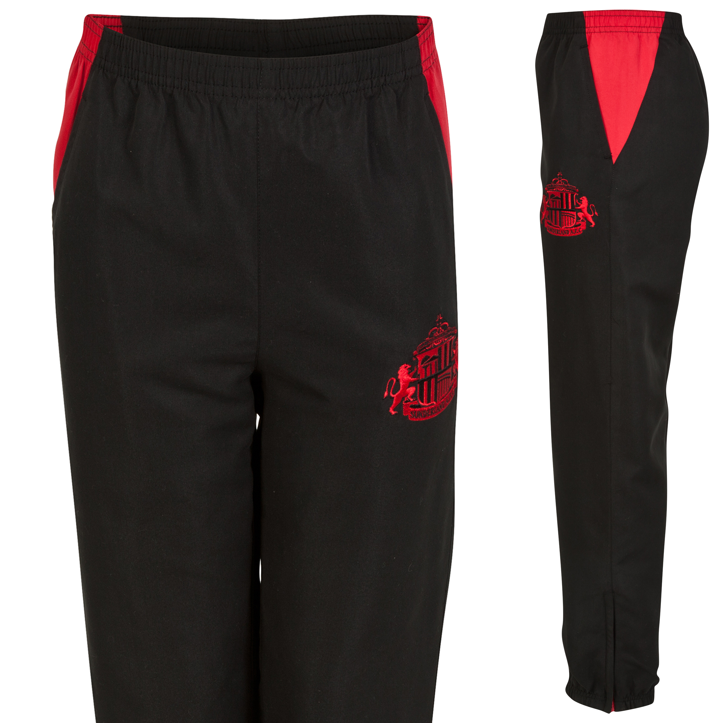 Sunderland Essential Track Pants - Black - Older Boys