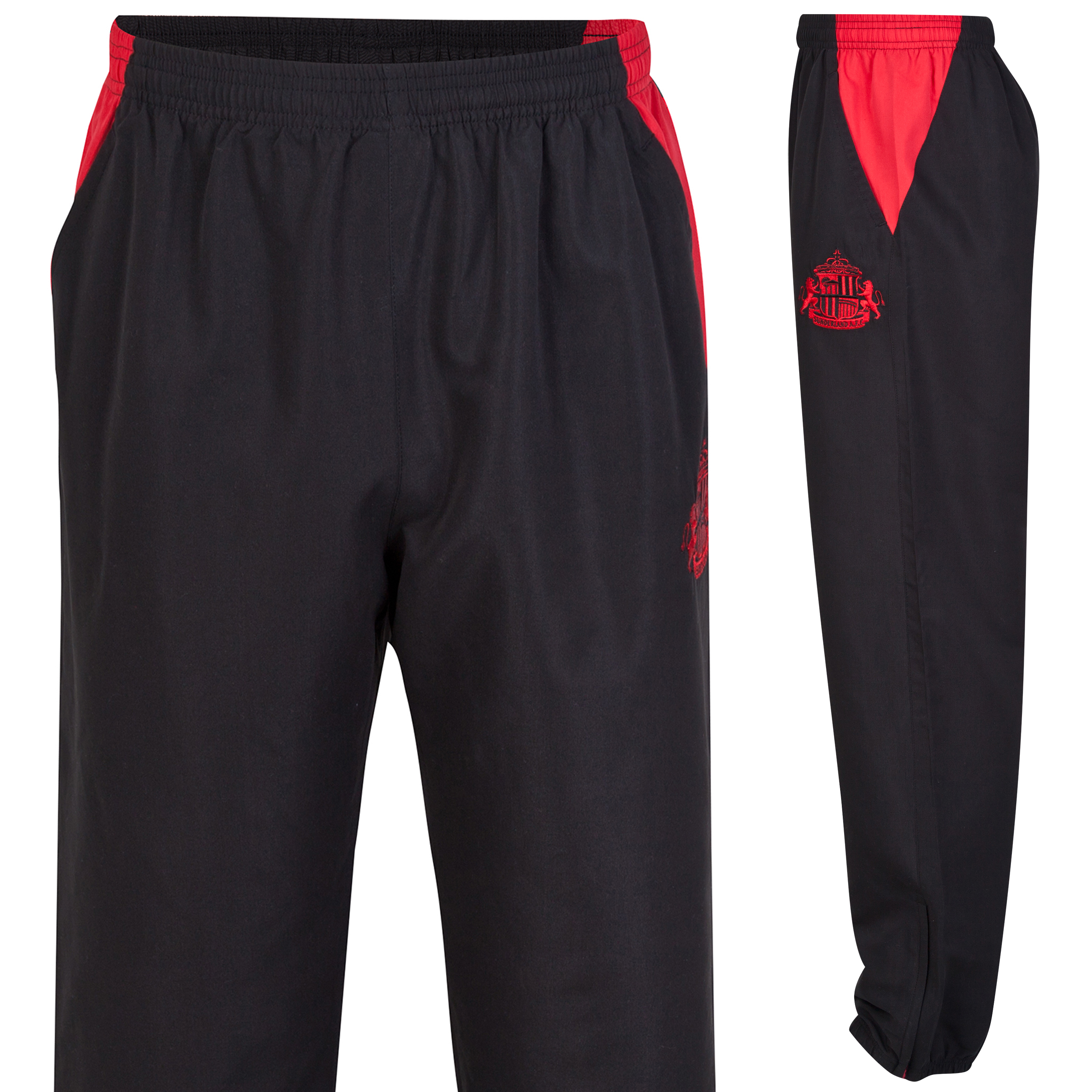 Sunderland Essential Track Pants - Black - Mens