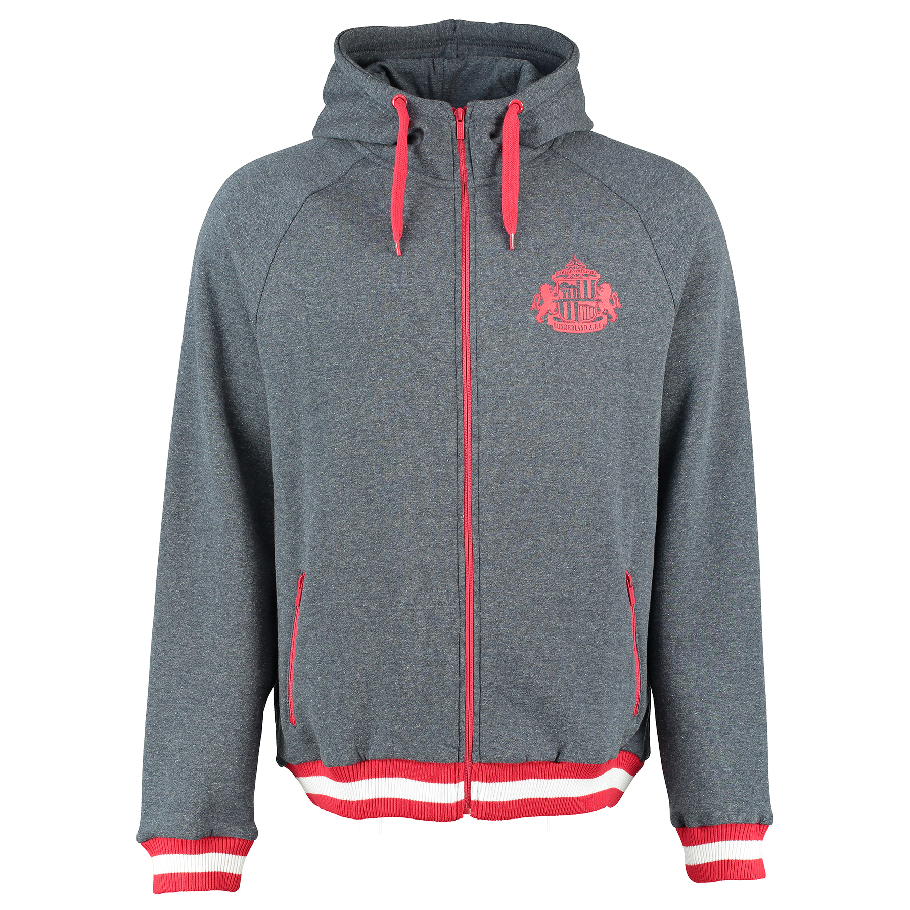 Sunderland Essential Hoodie - Heather Navy - Mens
