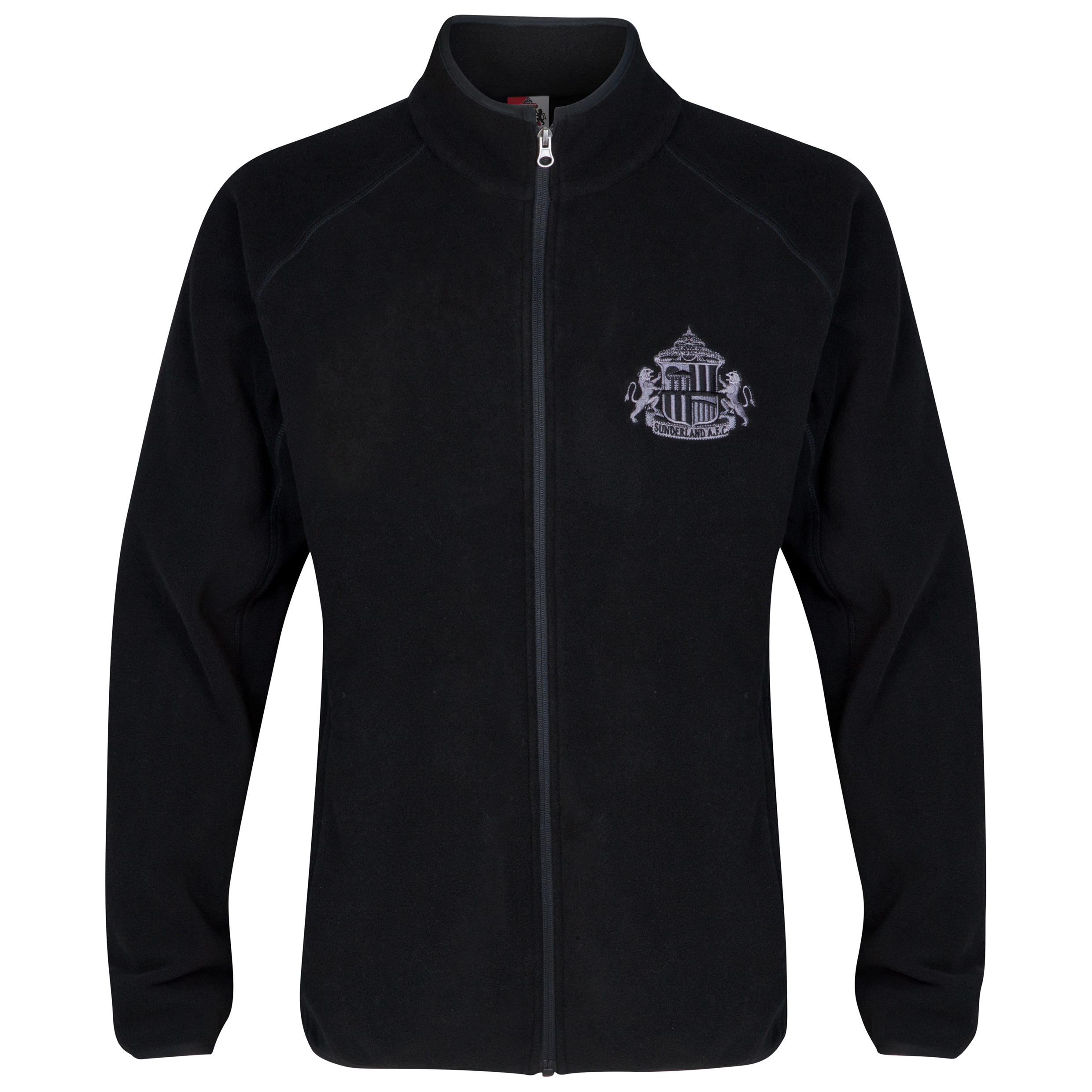 Sunderland Essential Fleece-Black-Mens