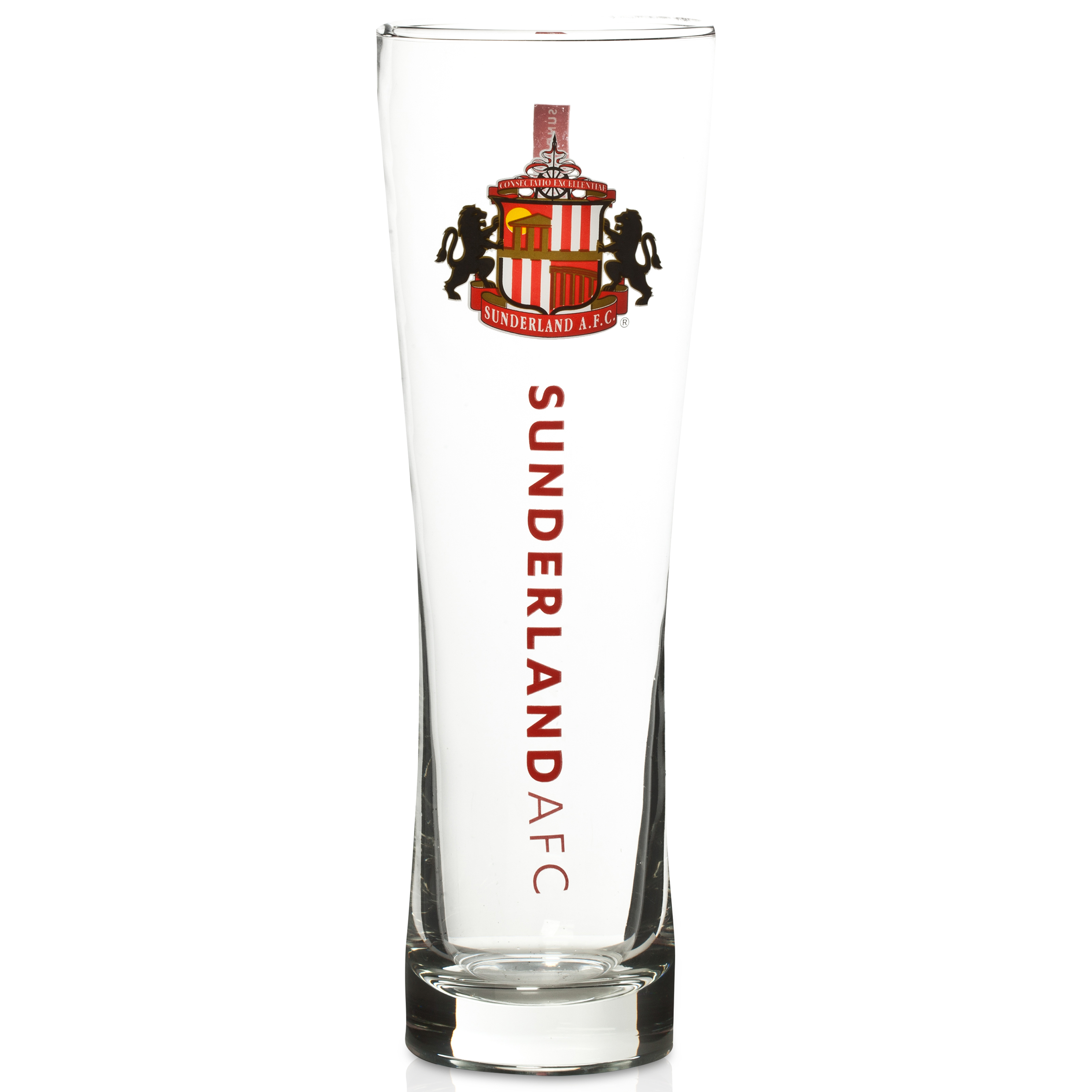 Sunderland Workmark Slim Pint Glass
