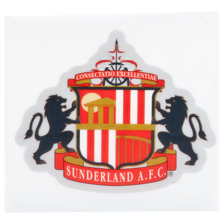 Sunderland Crest Sticker
