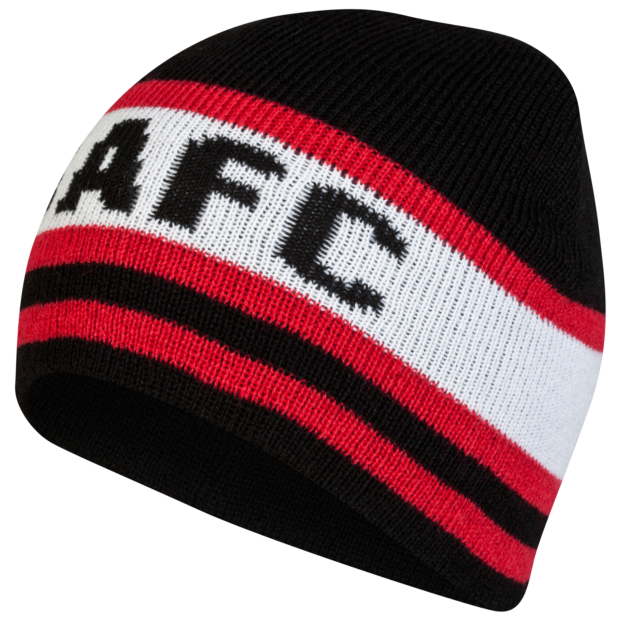 Sunderland Core Beanie Junior Black