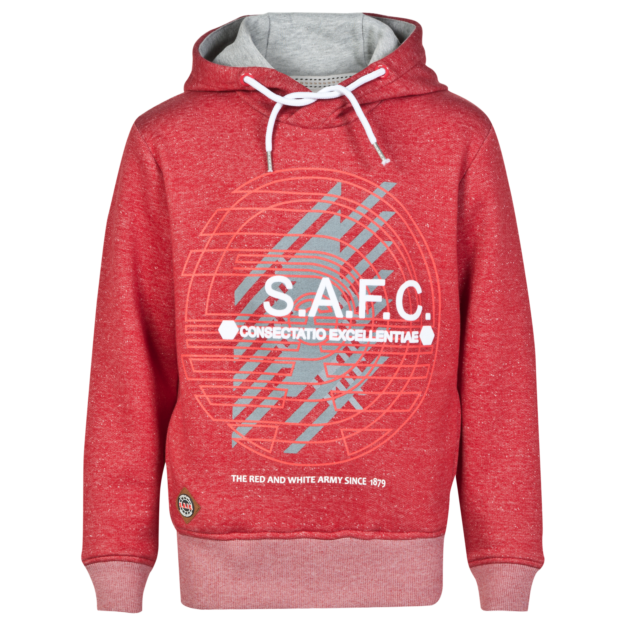 Sunderland Hoodie - Red - Older Boys