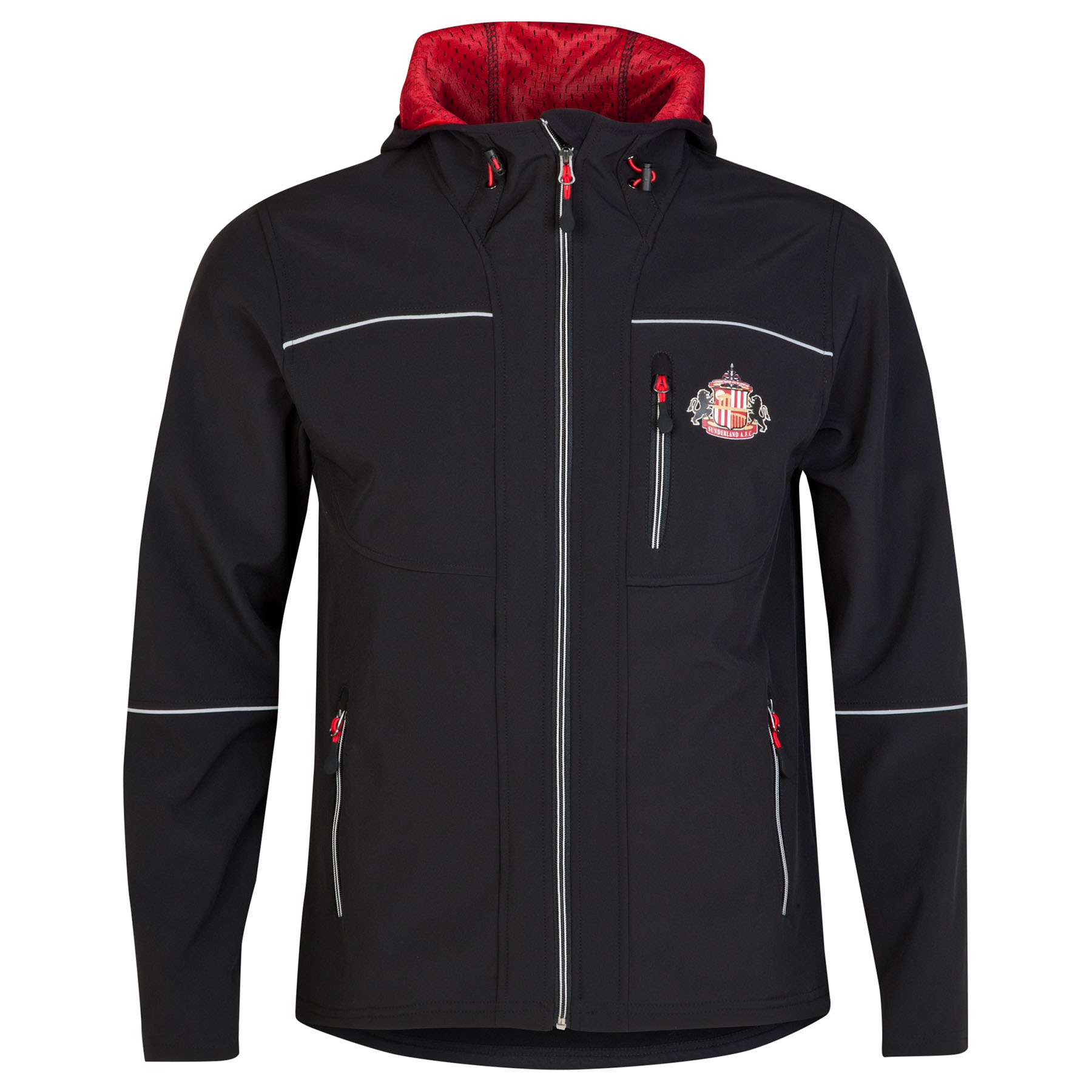 Sunderland Performance Softshell Jacket - Black - Mens