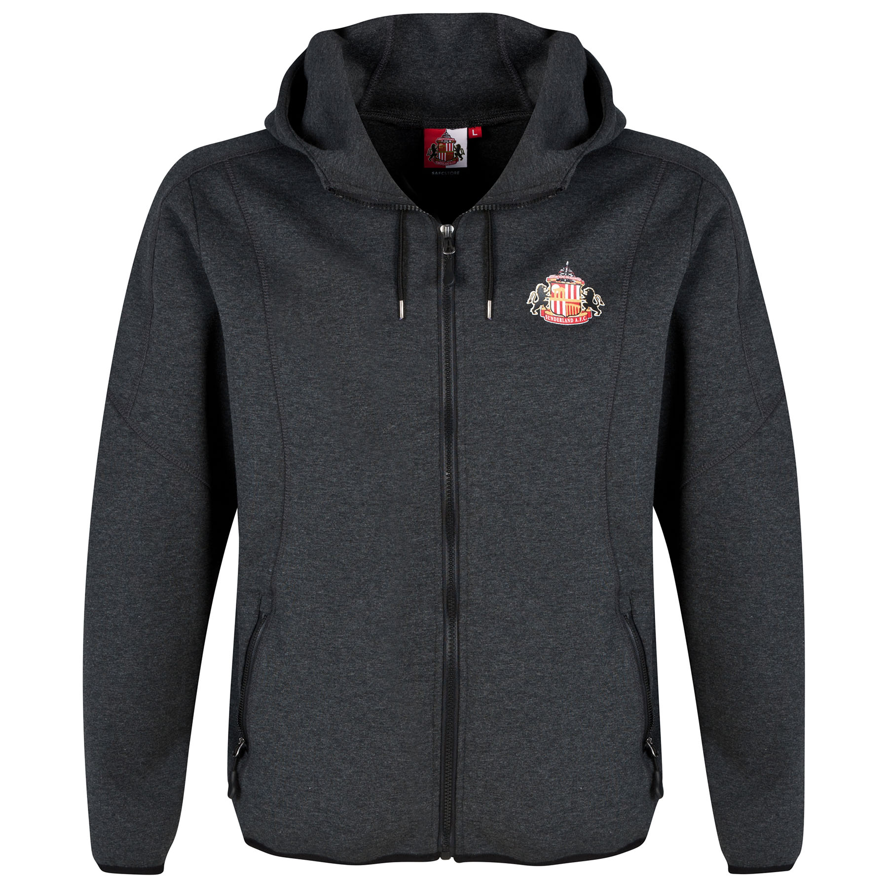 Sunderland Performance Hoodie - Charcoal - Mens