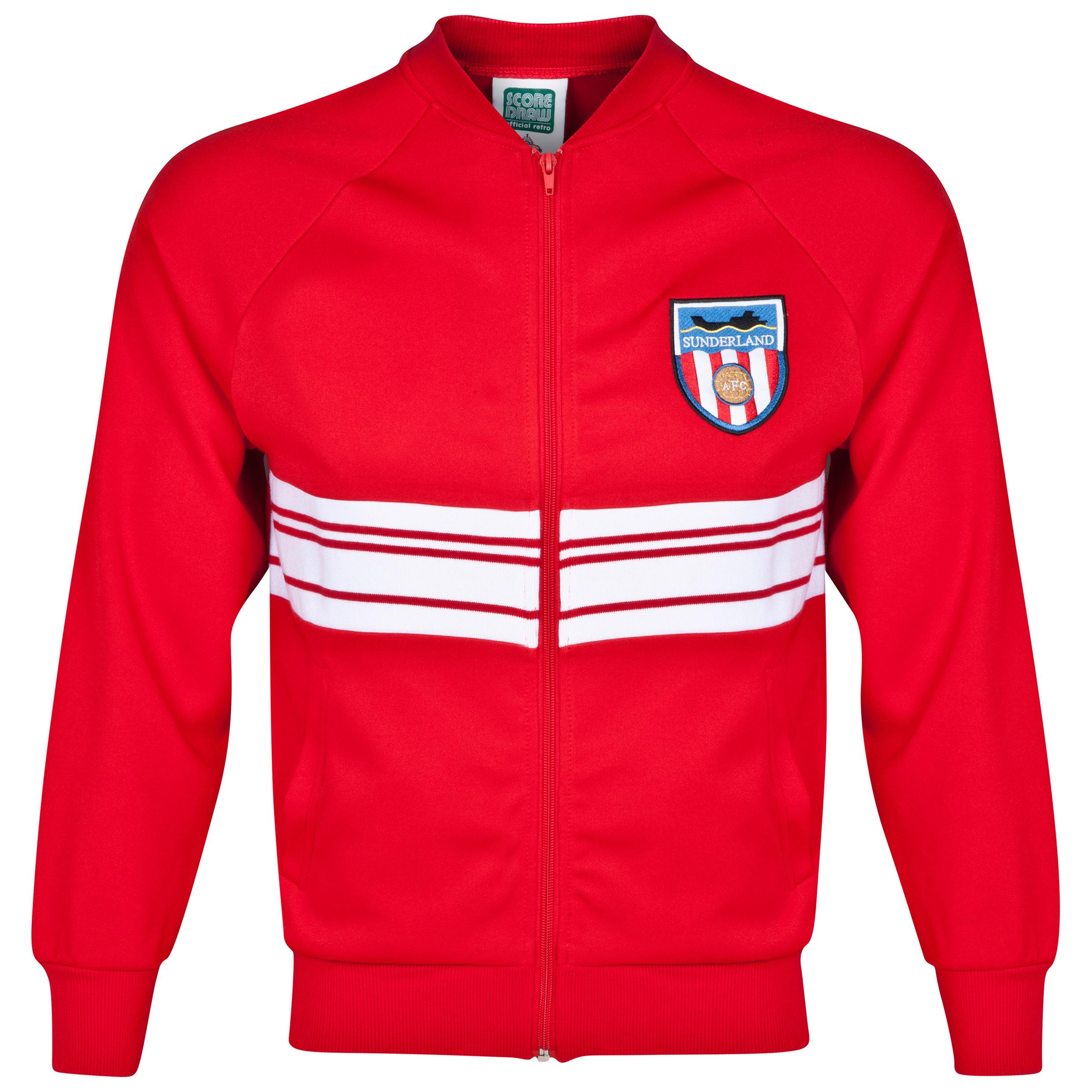 Sunderland 1982 Track Jacket