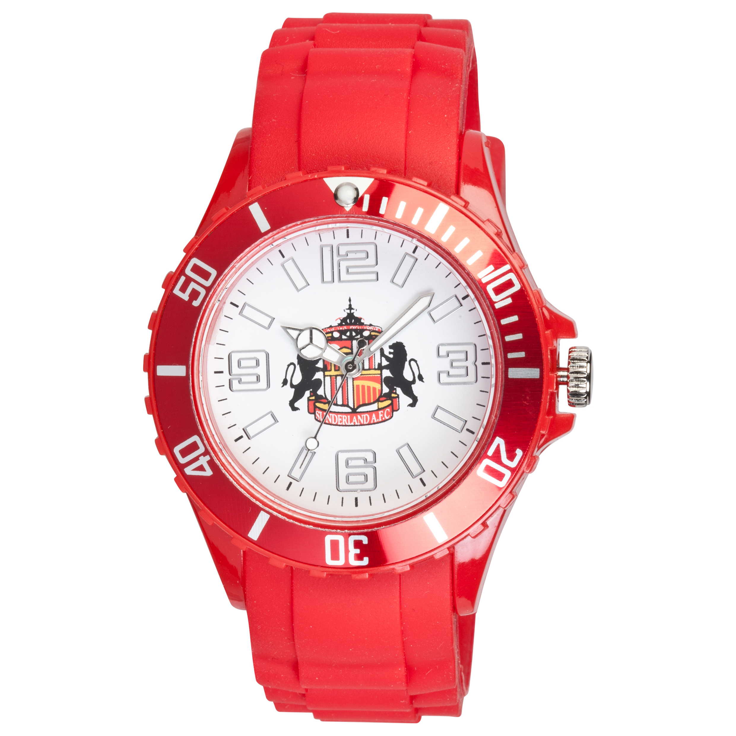 Sunderland Junior Rubber Watch