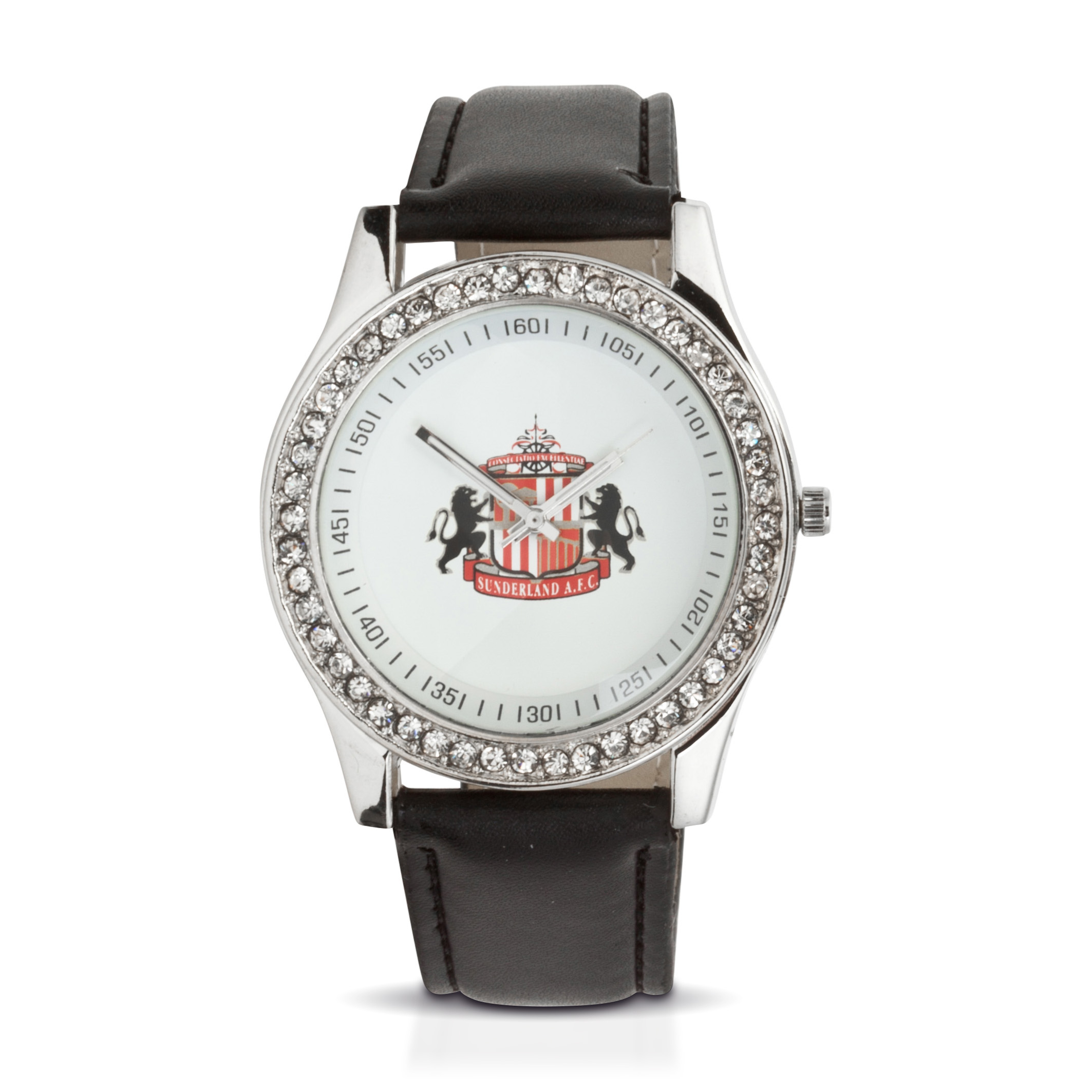Sunderland Ladies Pu Leather Watch