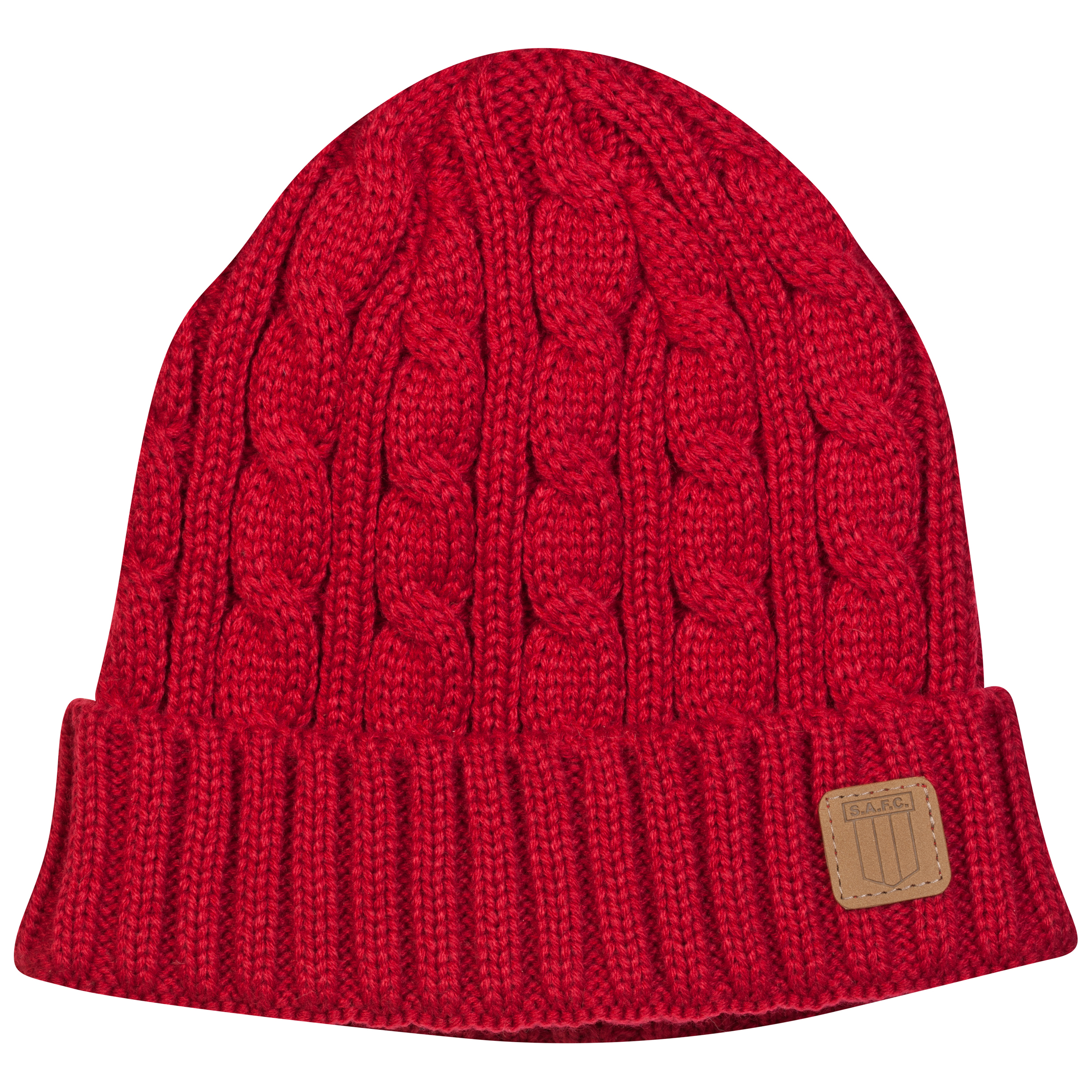 Sunderland Hat - Burgundy - Adult